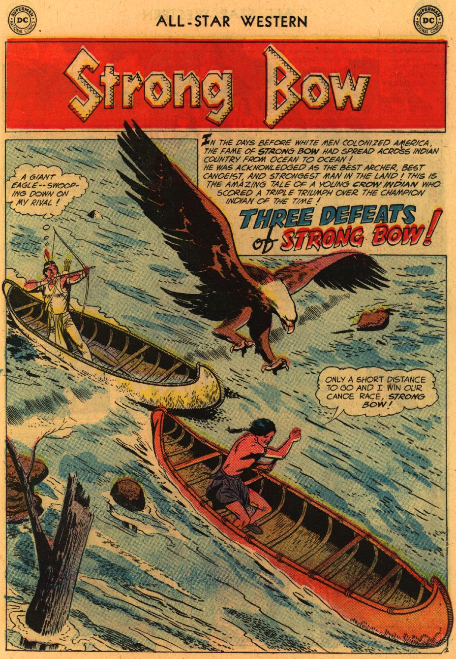 Read online All-Star Western (1951) comic -  Issue #98 - 11