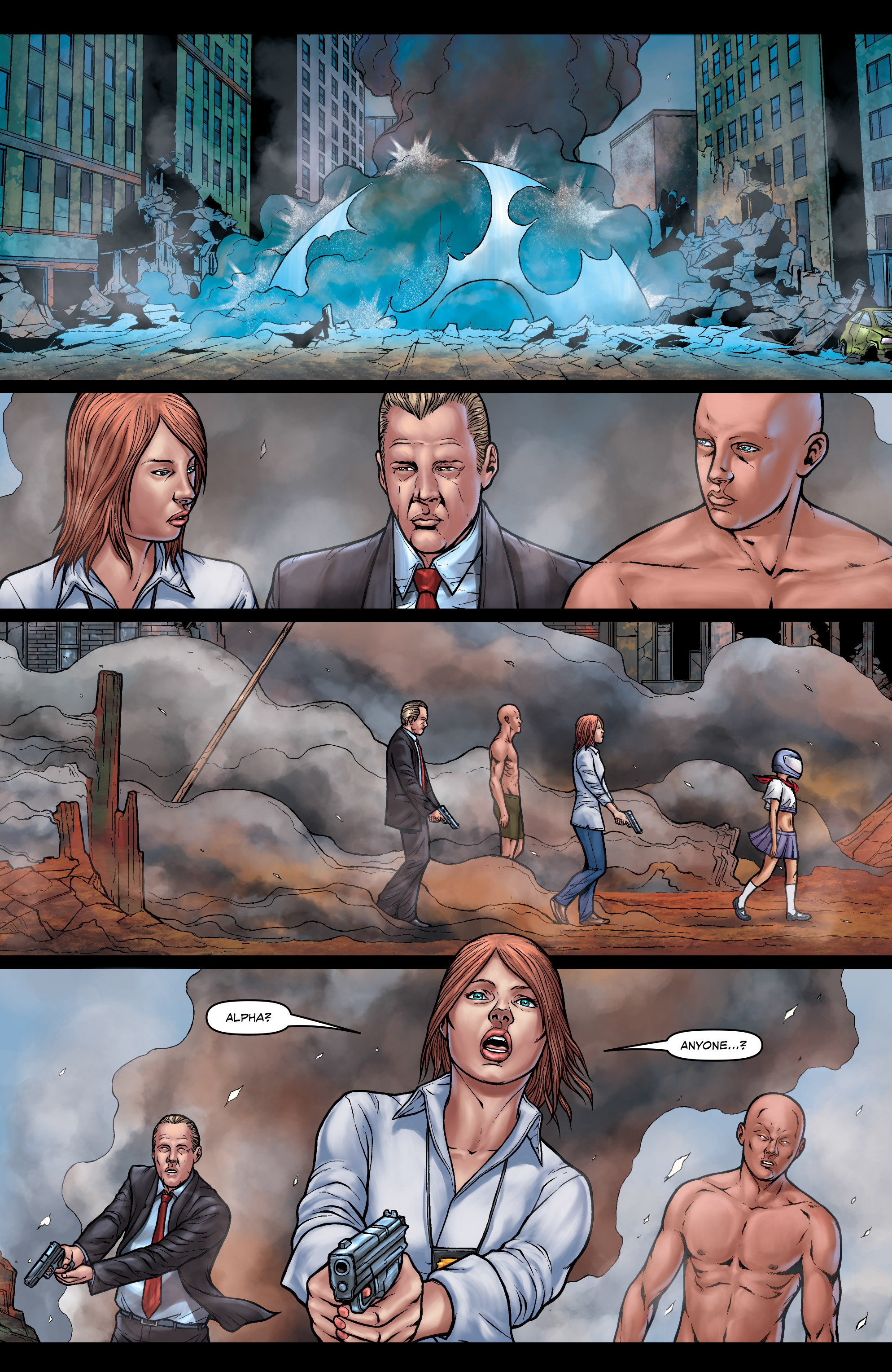 Read online Absolution: Rubicon comic -  Issue #5 - 14