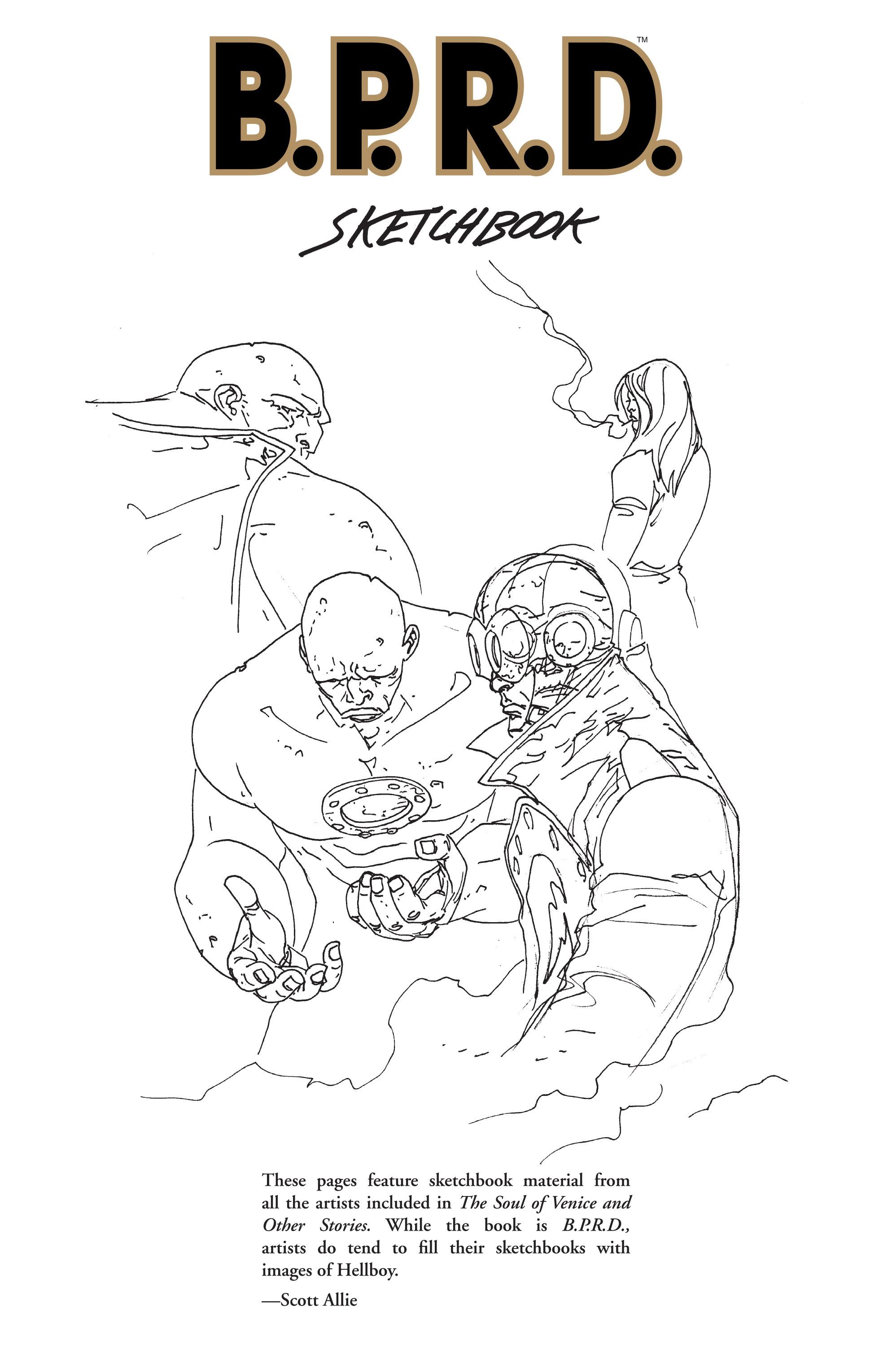 Read online B.P.R.D. (2003) comic -  Issue # TPB 2 - 115