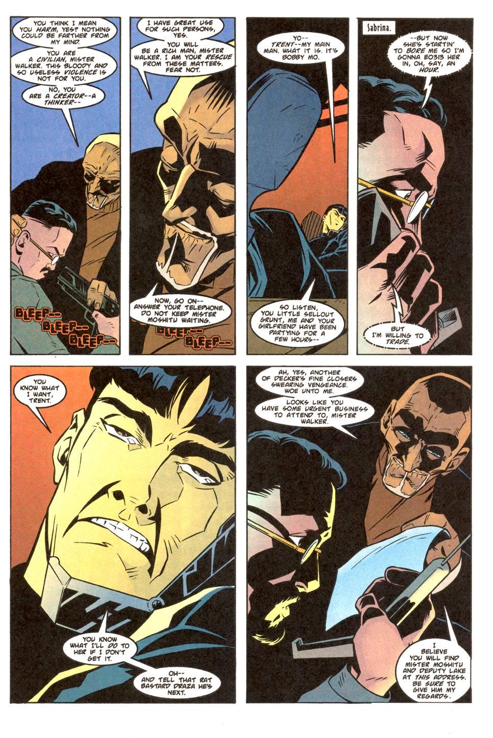 Read online Xero comic -  Issue #11 - 14
