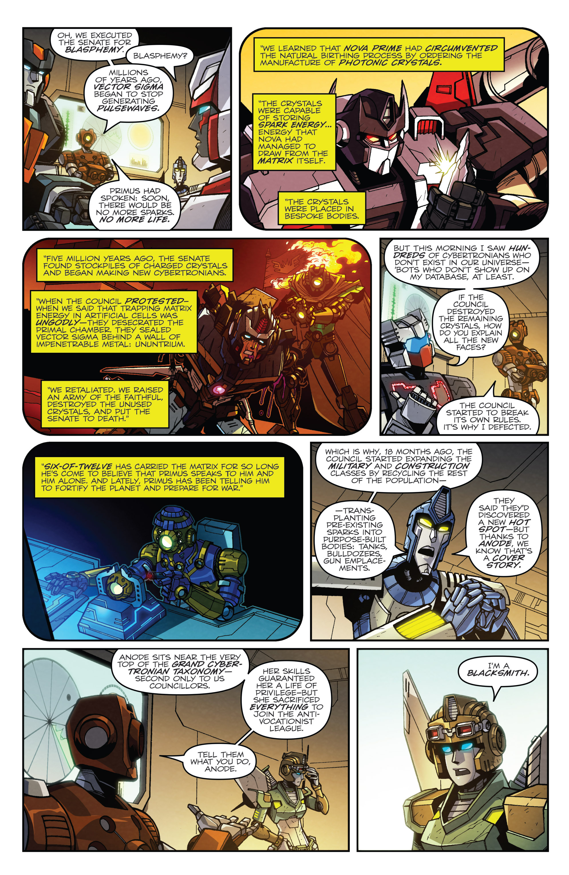 Read online Transformers: Lost Light comic -  Issue #3 - 13