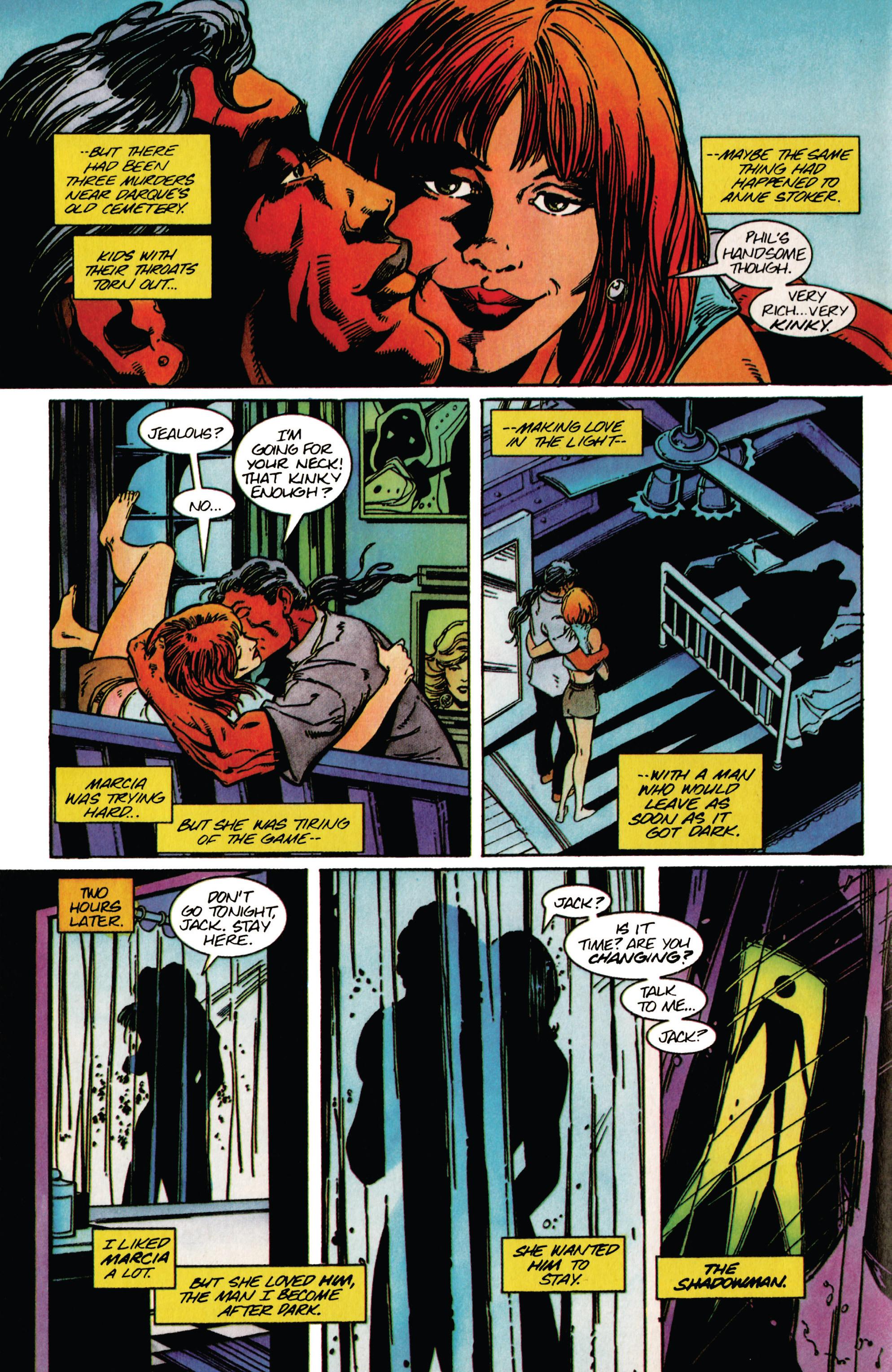 Read online Shadowman (1992) comic -  Issue #40 - 5