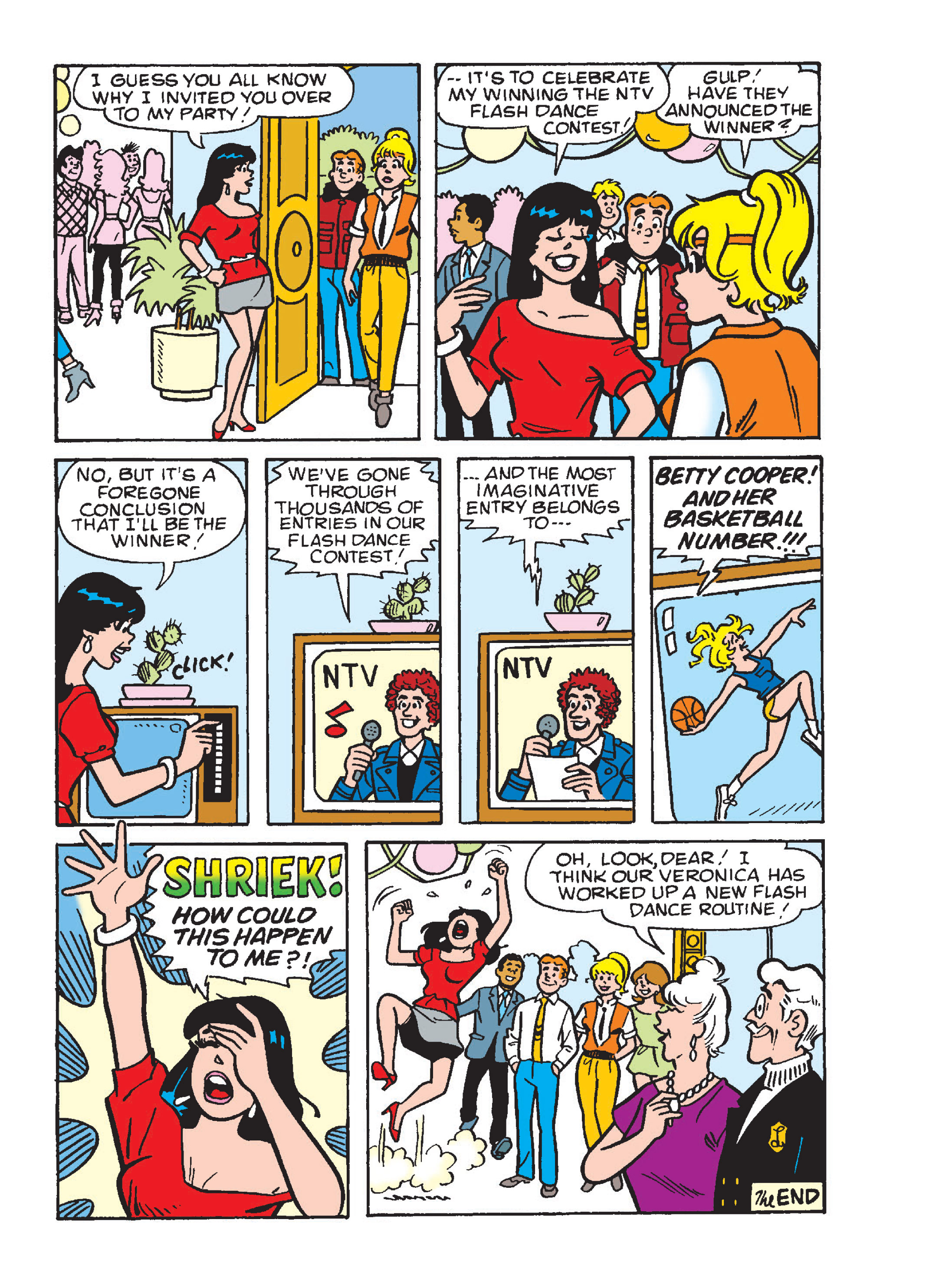 Read online Archie 1000 Page Comics Blowout! comic -  Issue # TPB (Part 1) - 66