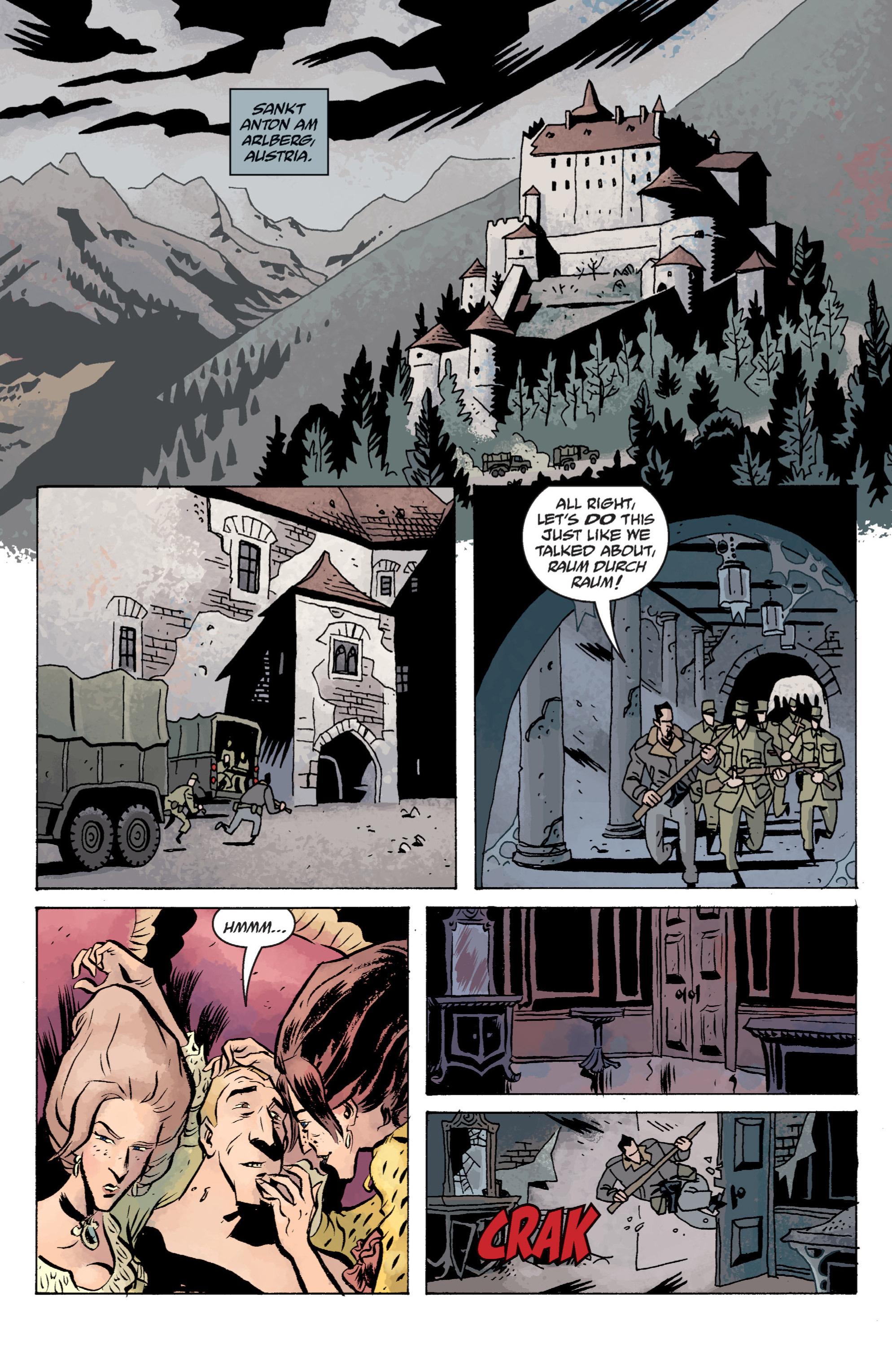 Read online B.P.R.D. (2003) comic -  Issue # TPB 13 - 102