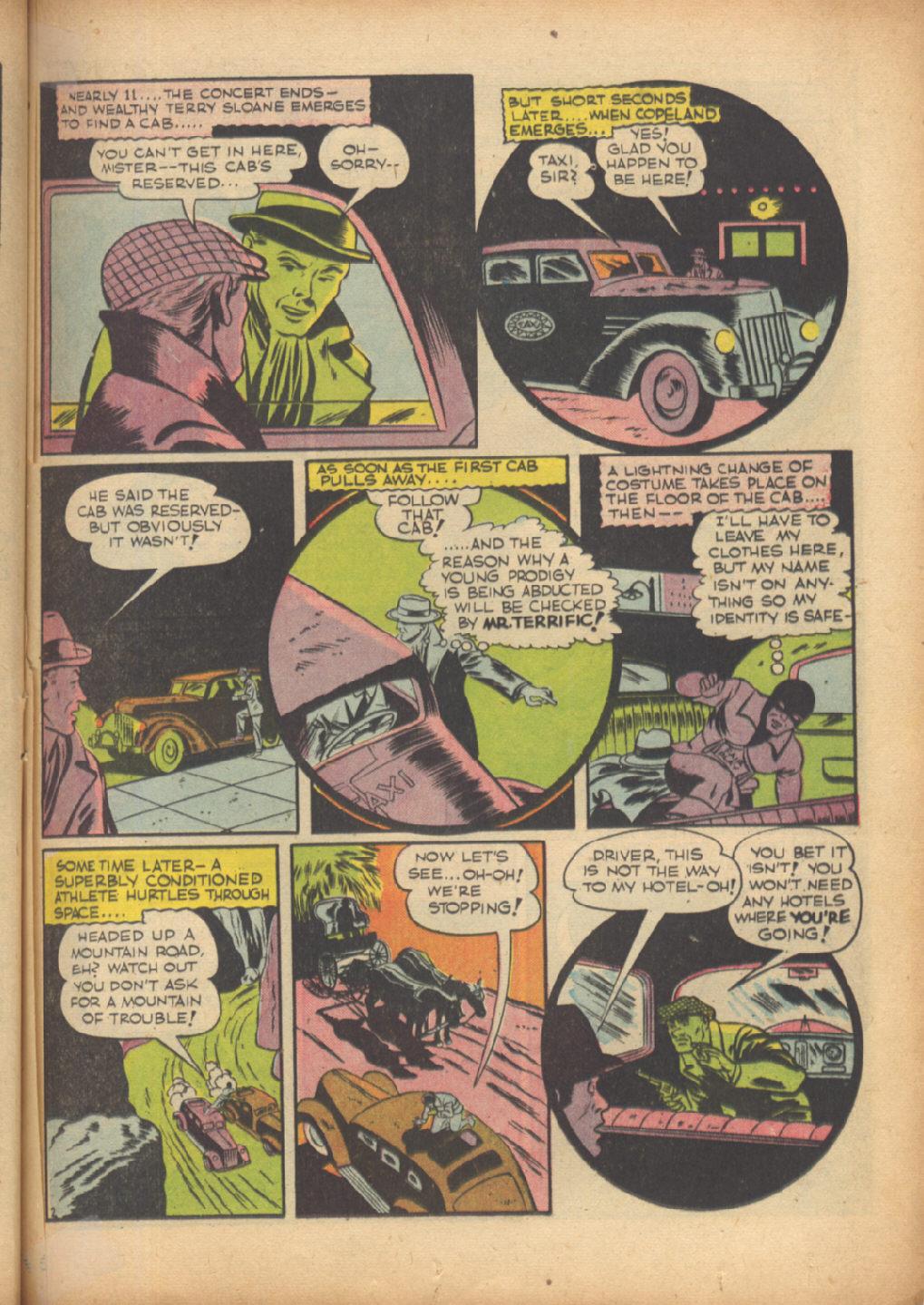 Read online Sensation (Mystery) Comics comic -  Issue #24 - 43