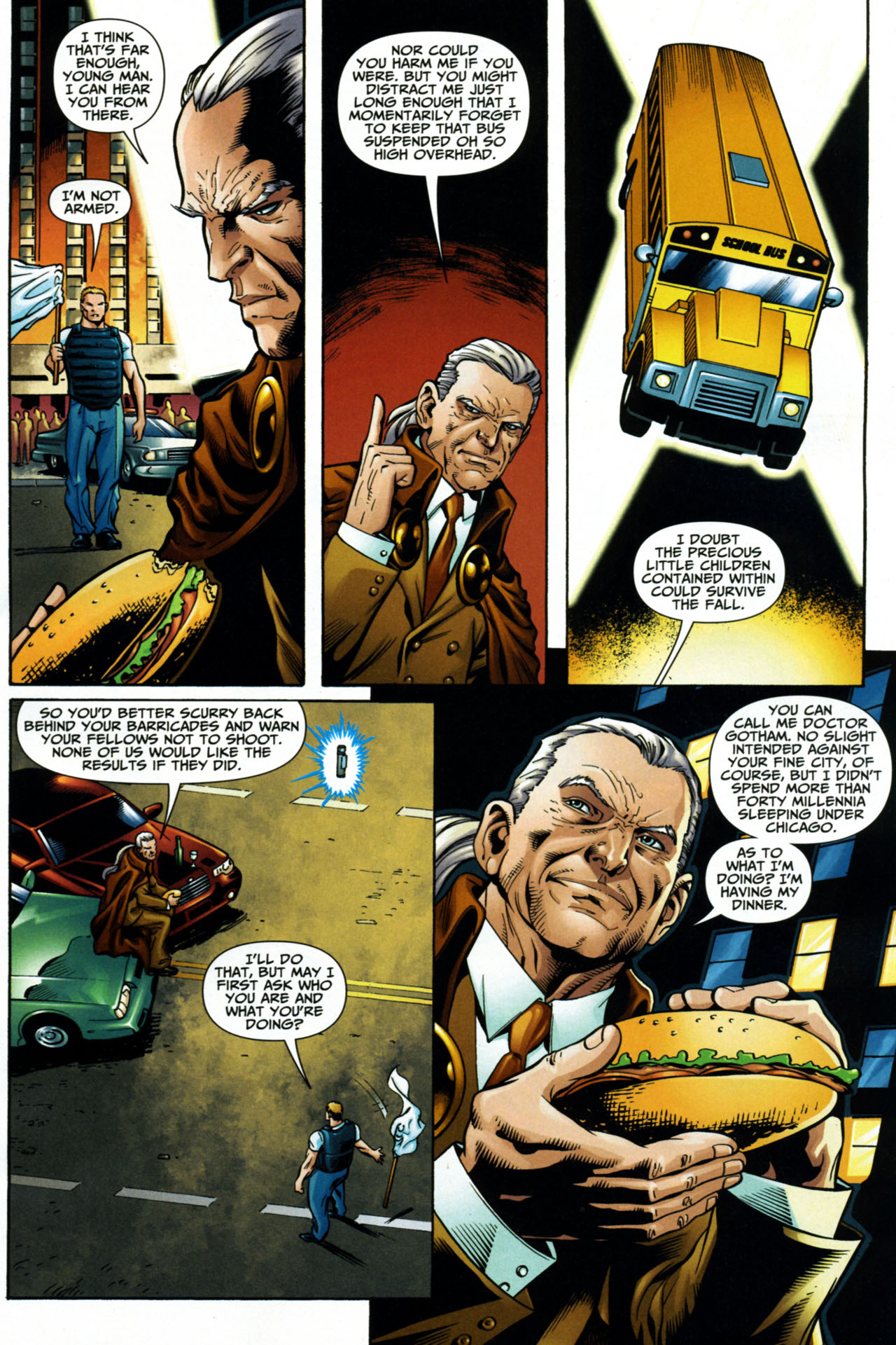 Read online Shadowpact comic -  Issue #15 - 4