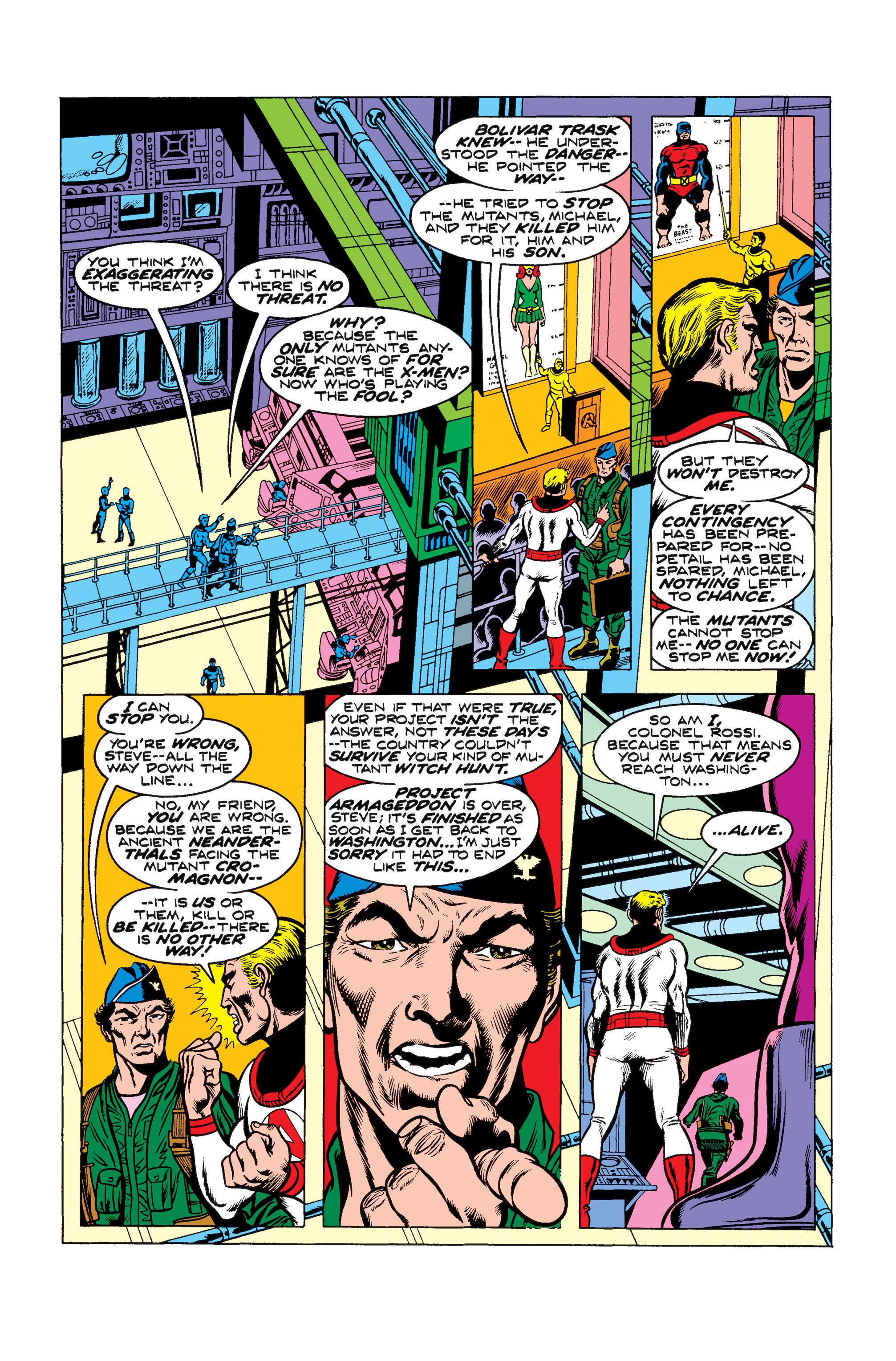 Uncanny X-Men (1963) 96 Page 8