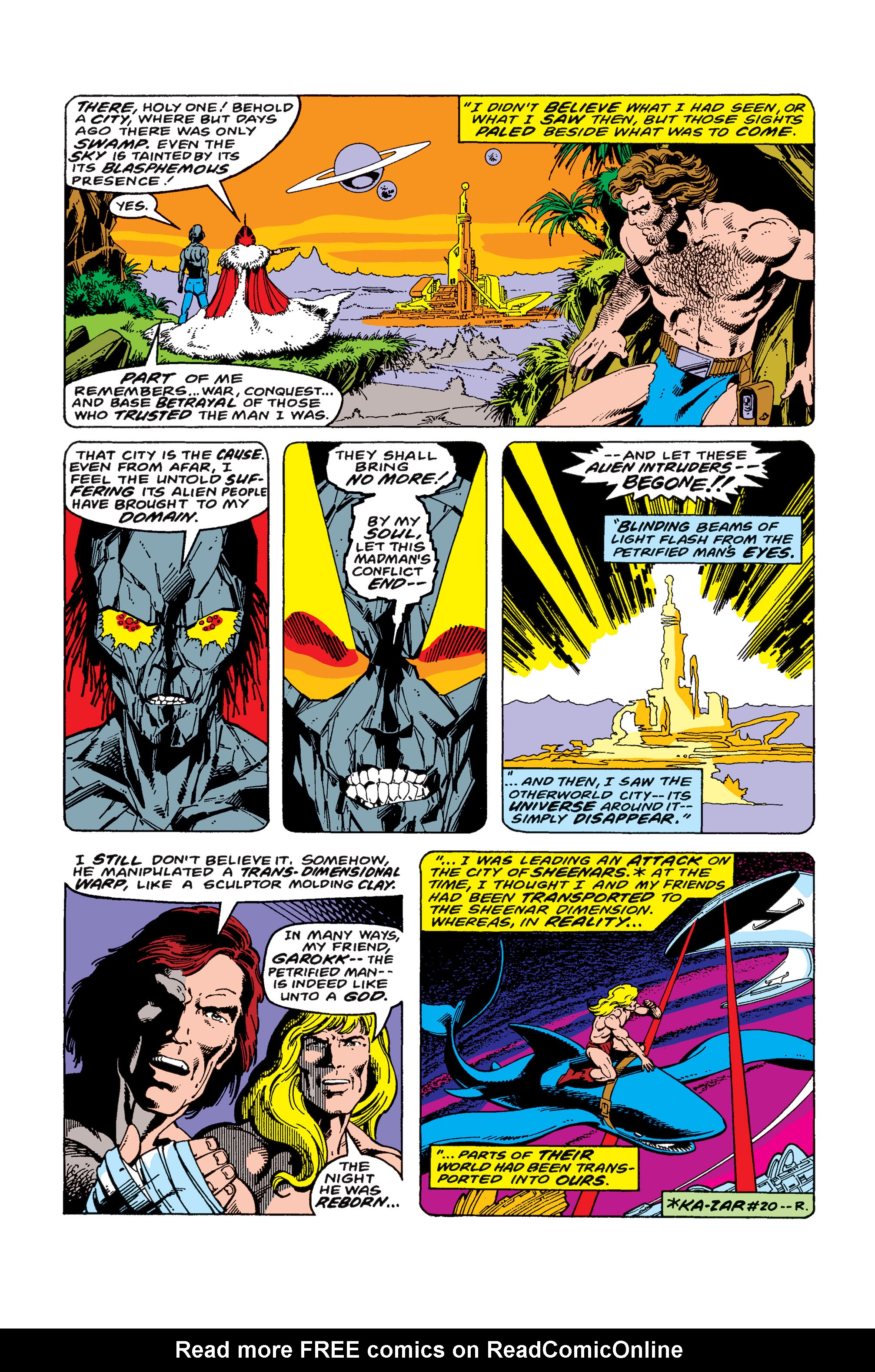 Uncanny X-Men (1963) 115 Page 13