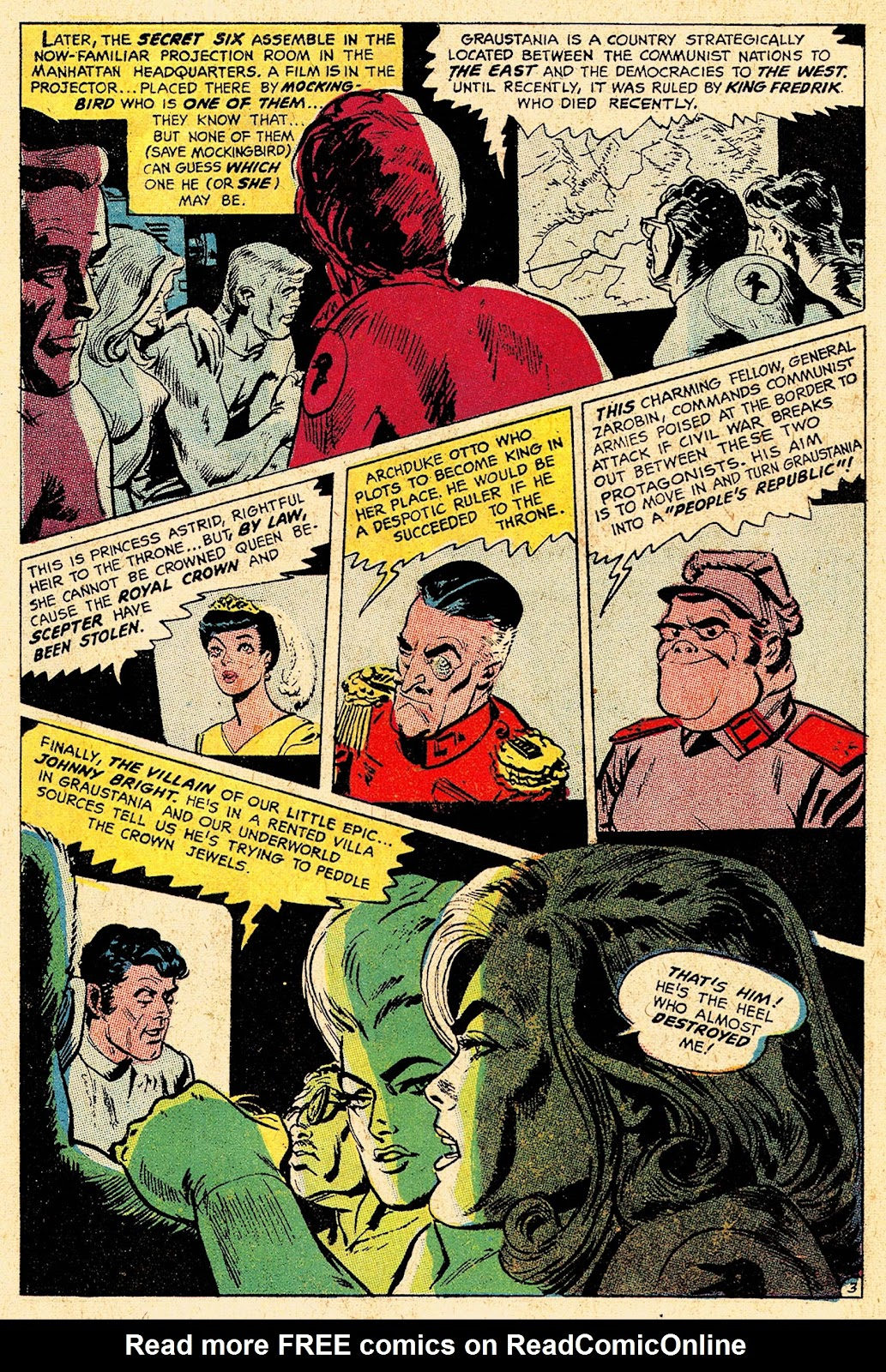 Secret Six (1968) issue 5 - Page 5