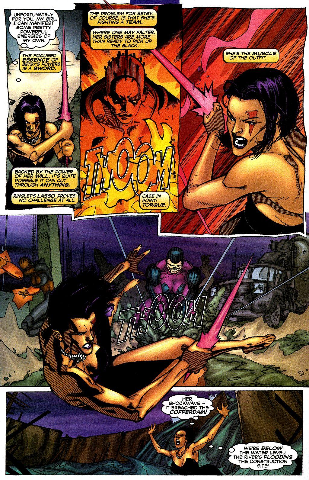 X-Men (1991) 105 Page 5