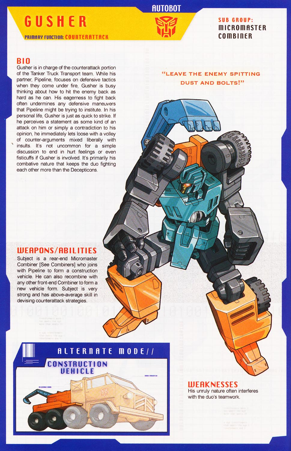 Read online Transformers: More than Meets the Eye comic -  Issue #3 - 16