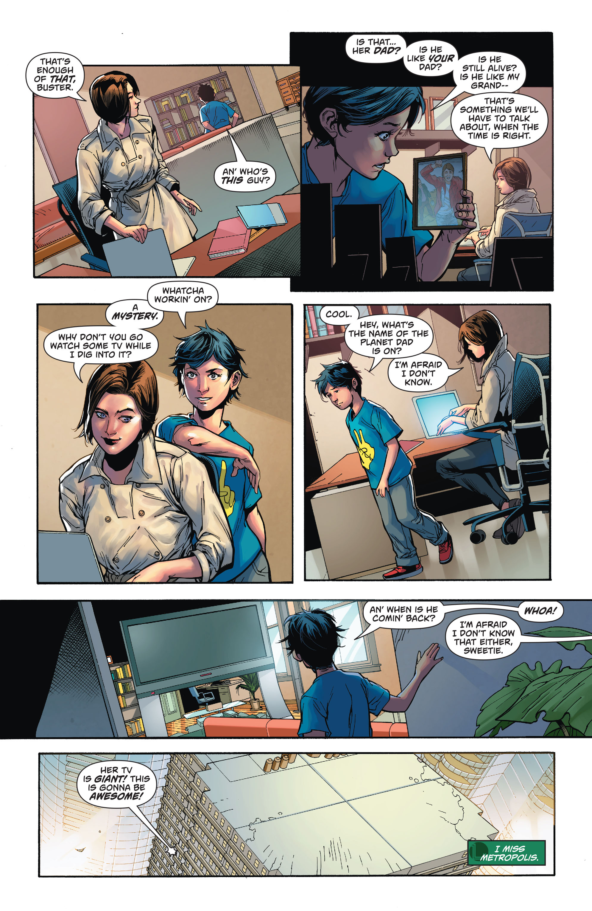 Read online Action Comics (2016) comic -  Issue #971 - 5