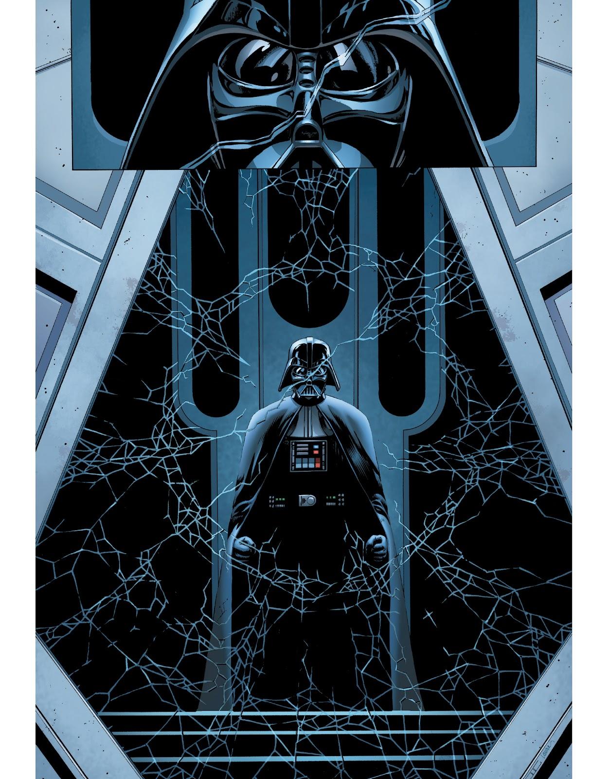 Read online The Marvel Art of Star Wars comic -  Issue # TPB (Part 1) - 32