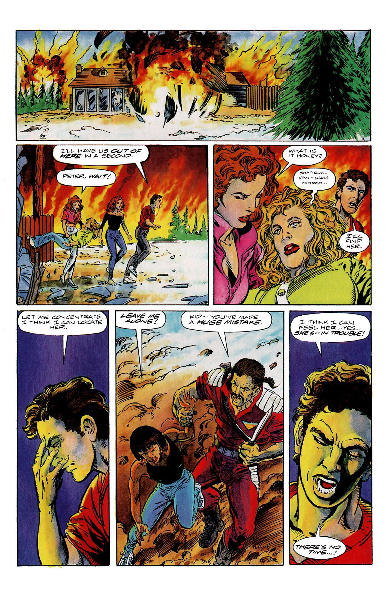 Read online Harbinger (1992) comic -  Issue #11 - 21