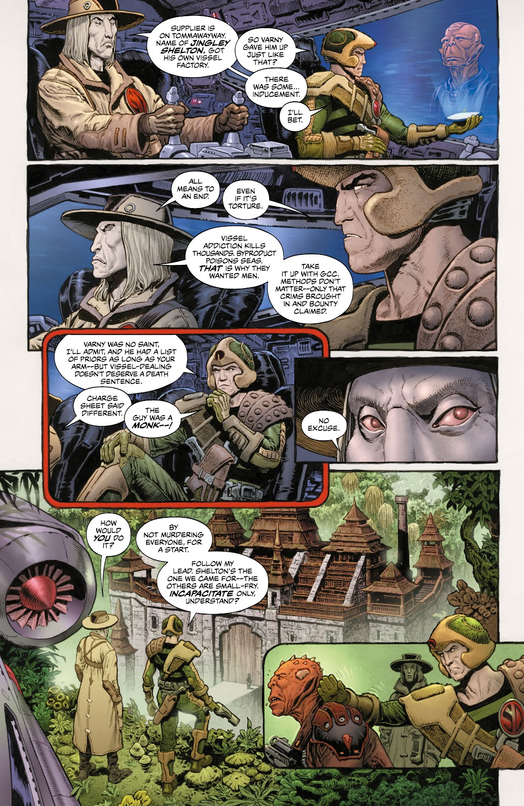 Read online 2000 AD Villains Special comic -  Issue # Full - 27