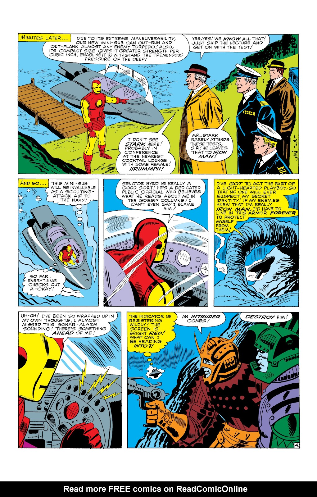 Tales of Suspense (1959) issue 66 - Page 5