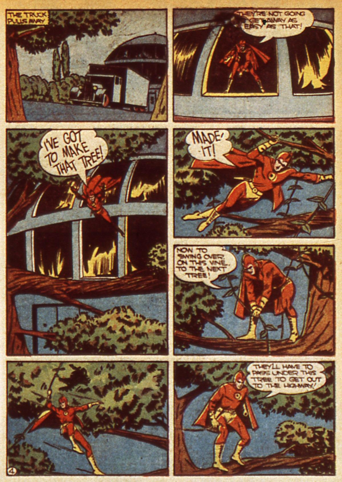 Read online Detective Comics (1937) comic -  Issue #45 - 33