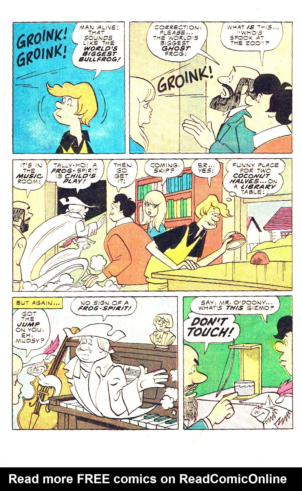 The Funky Phantom issue 13 - Page 10