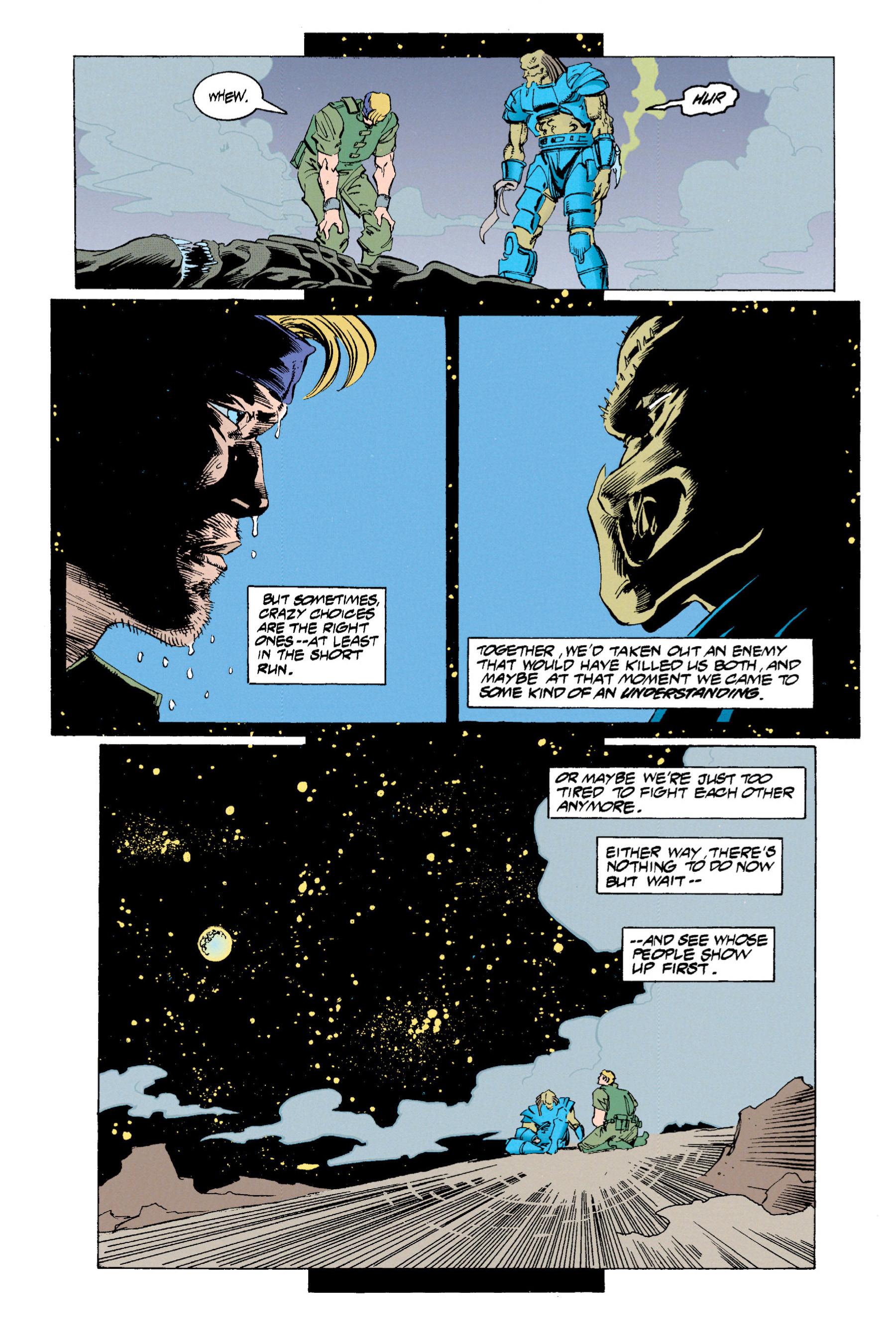 Read online Aliens vs. Predator Omnibus comic -  Issue # _TPB 1 Part 3 - 11