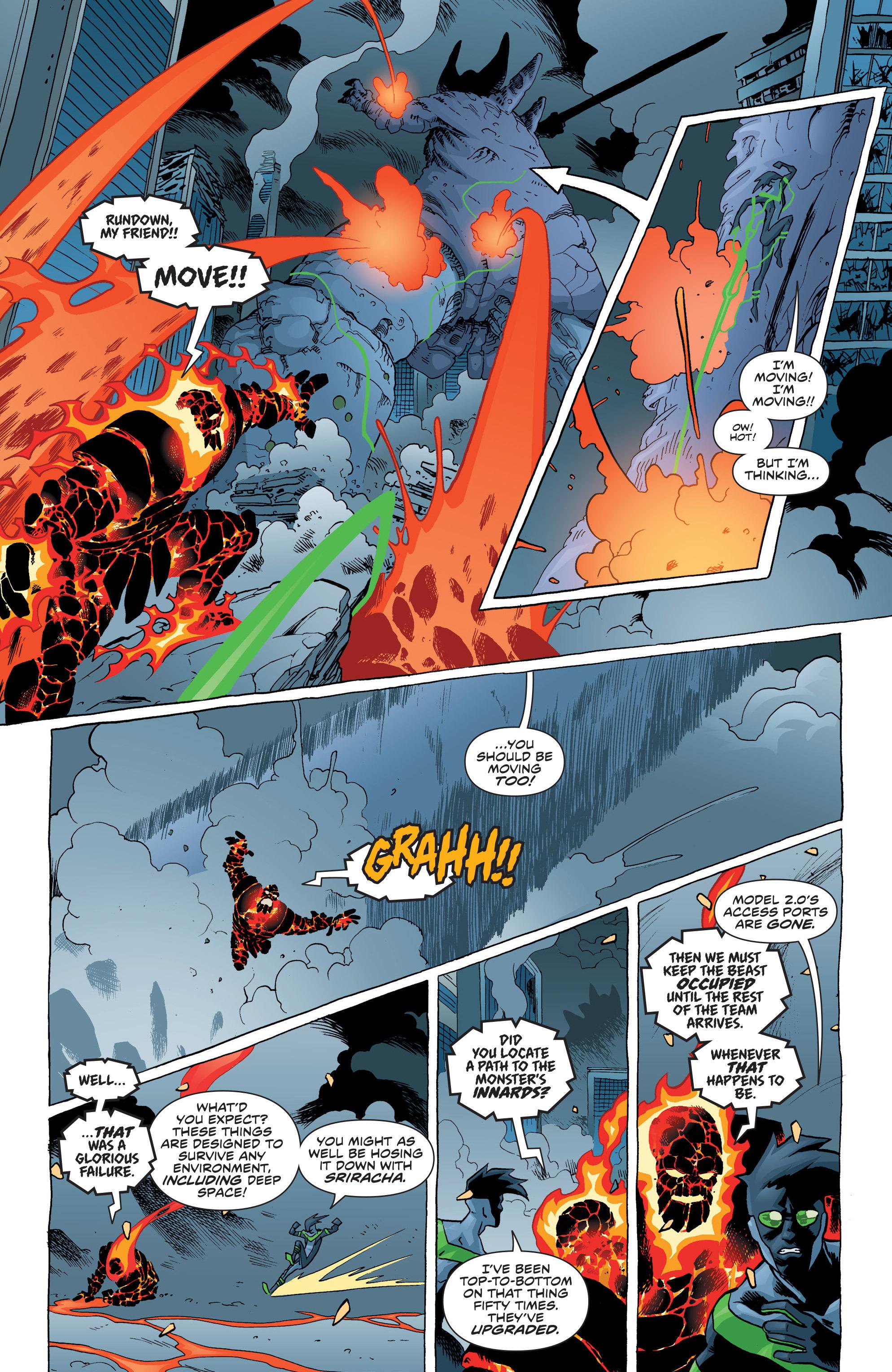 Read online Secret Identities comic -  Issue #7 - 10