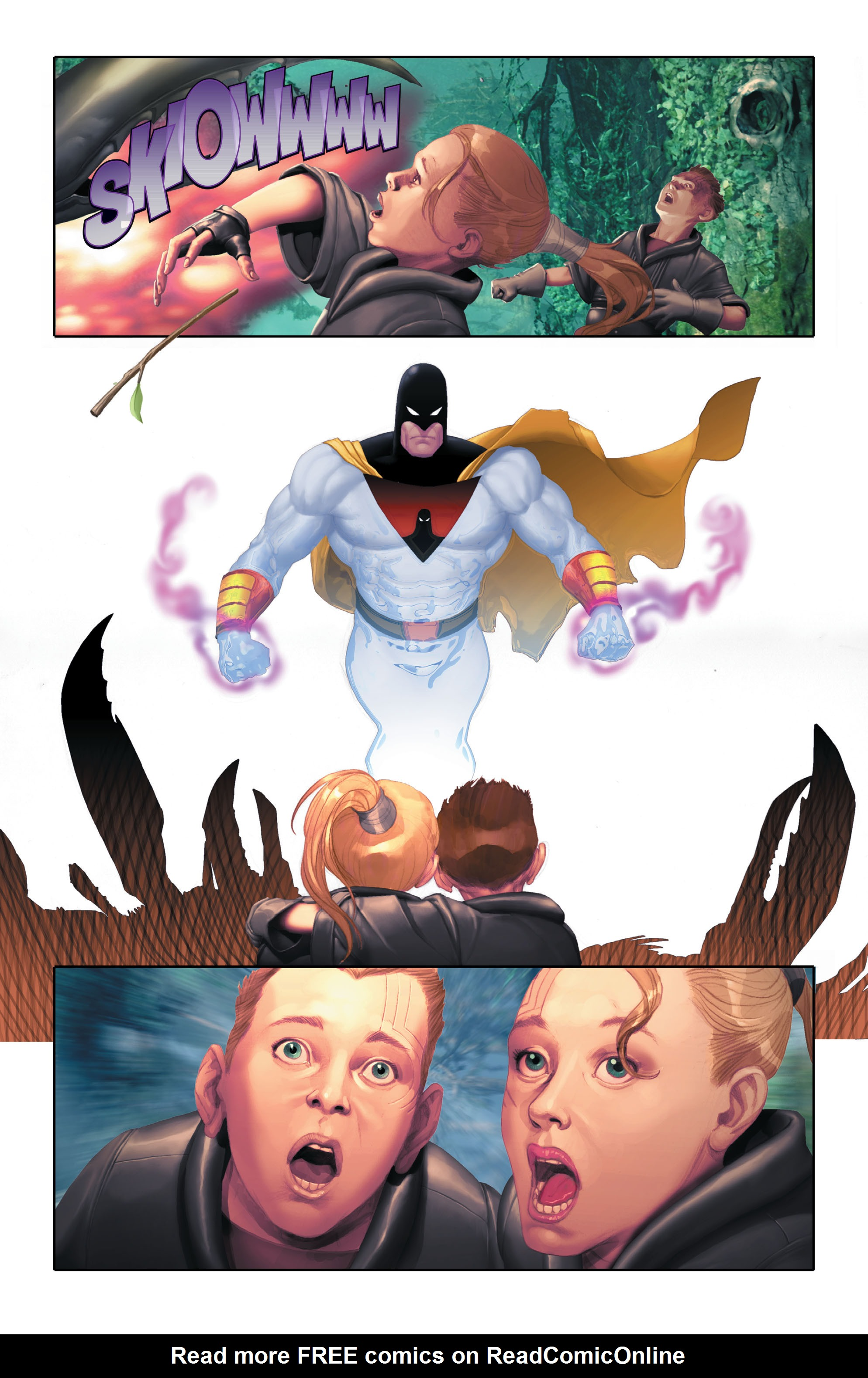 Read online Space Ghost (2016) comic -  Issue # Full - 80