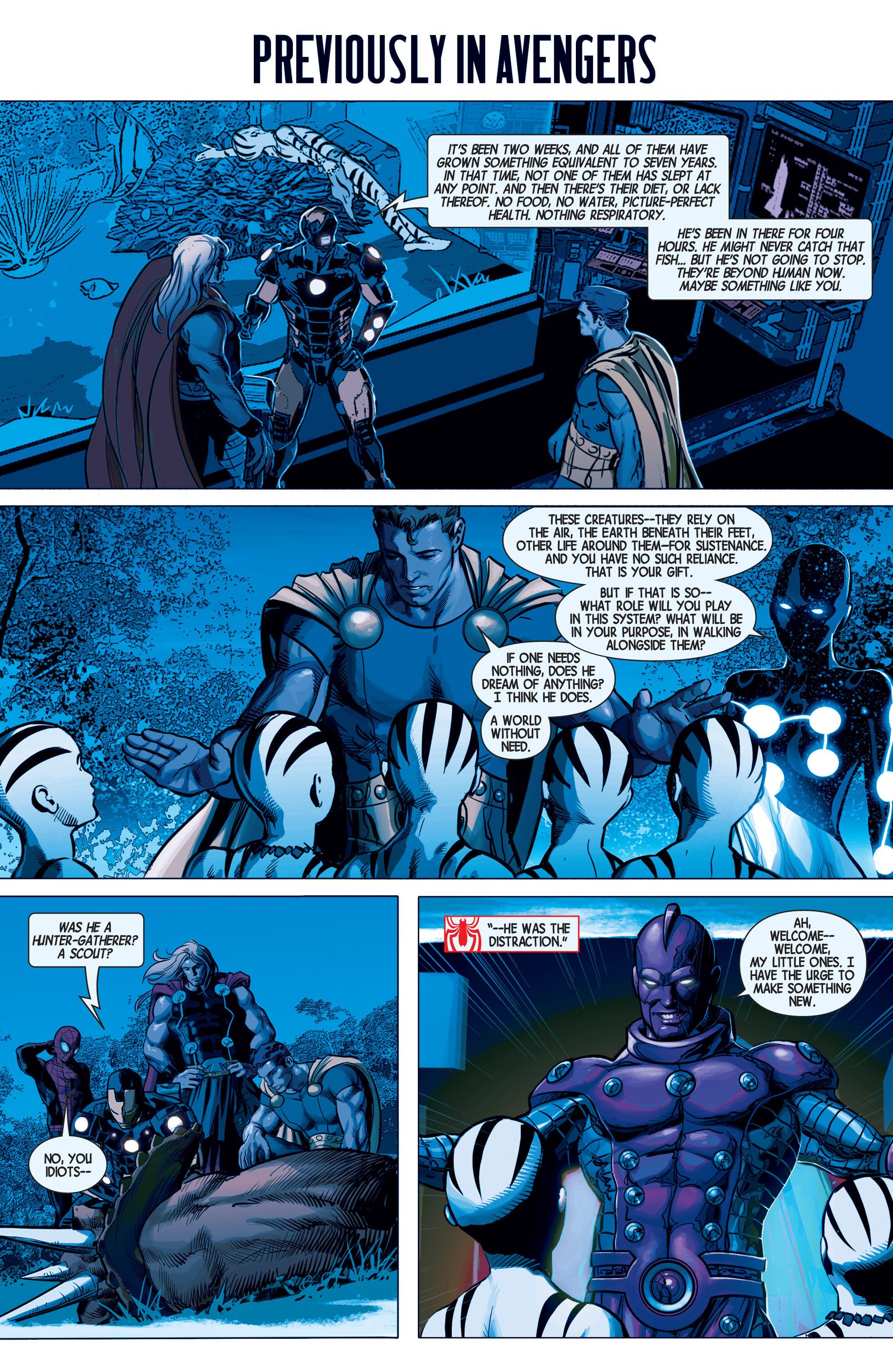 Read online Avengers (2013) comic -  Issue #Avengers (2013) _TPB 3 - 29