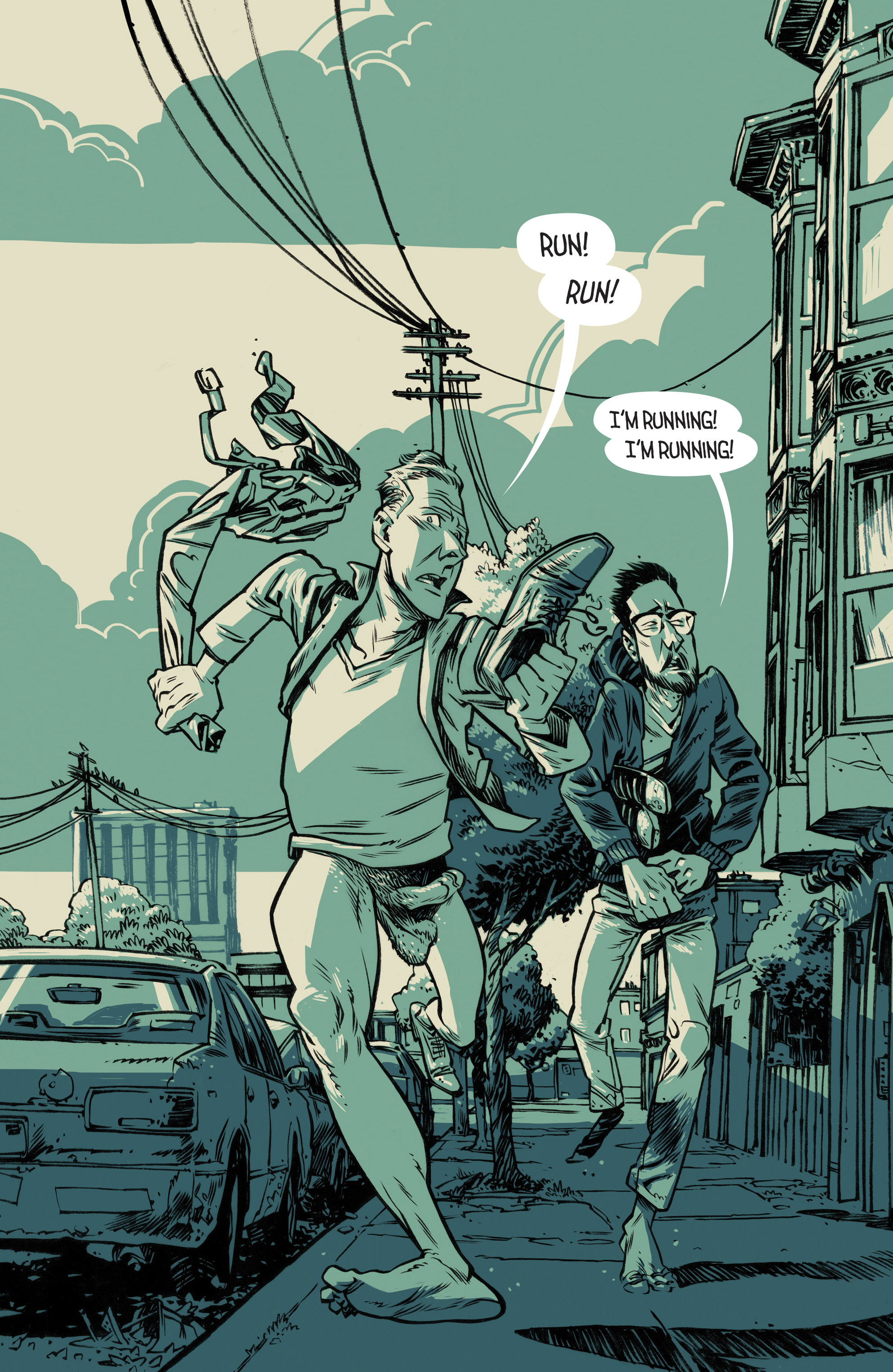 Read online Airboy comic -  Issue #2 - 5