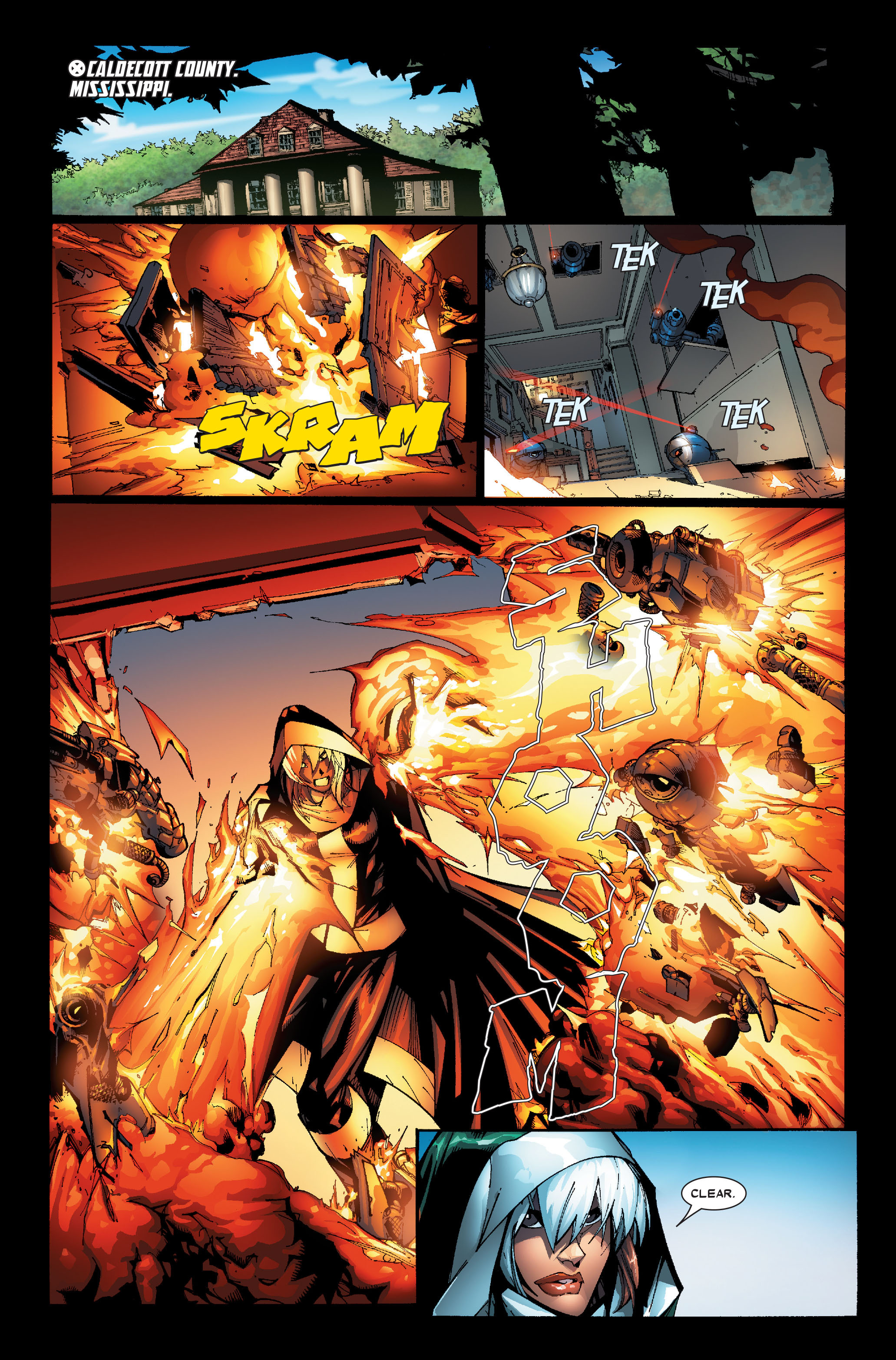 X-Men (1991) 200 Page 4