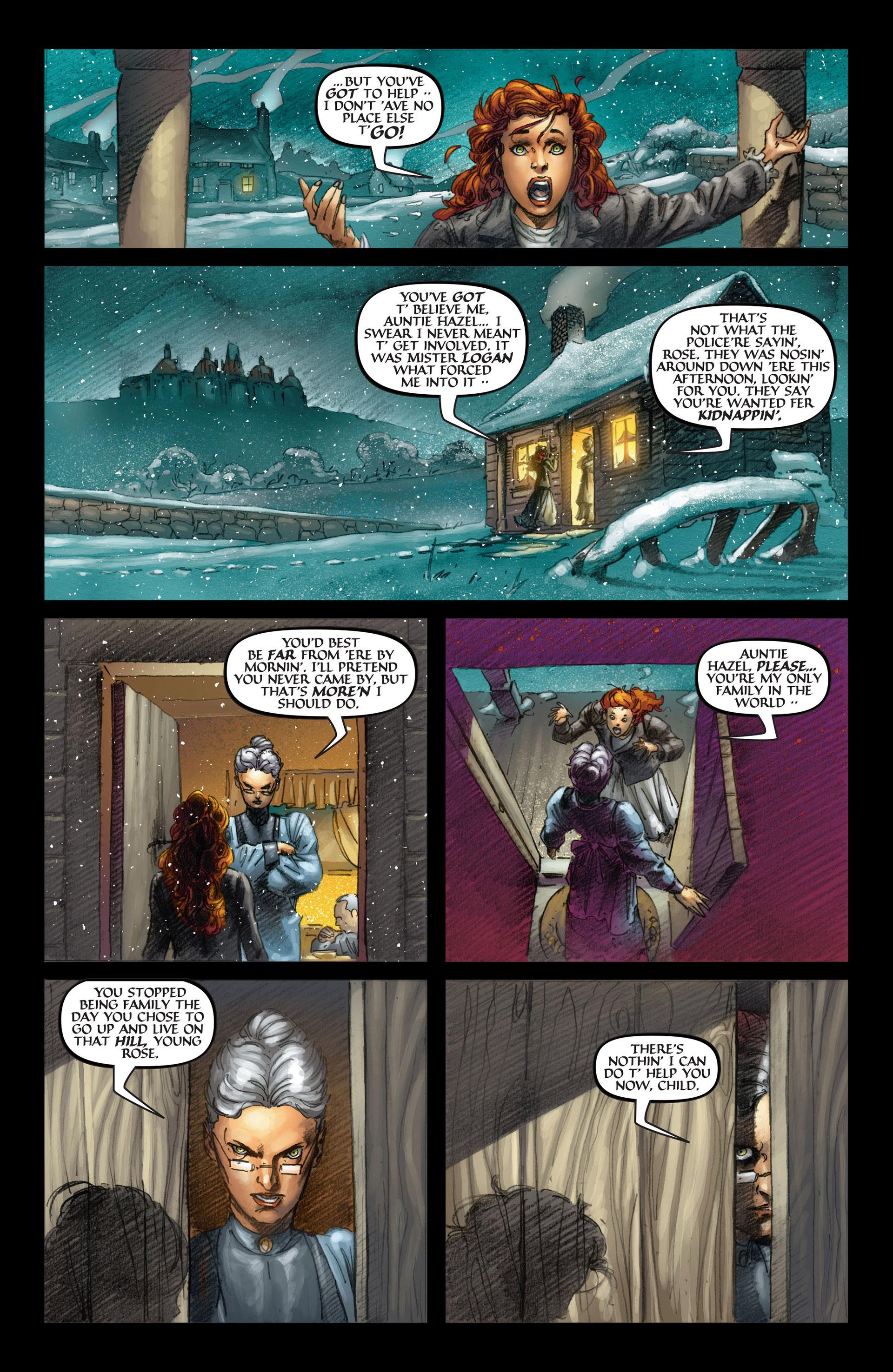 Read online Wolverine: The Origin comic -  Issue #3 - 15