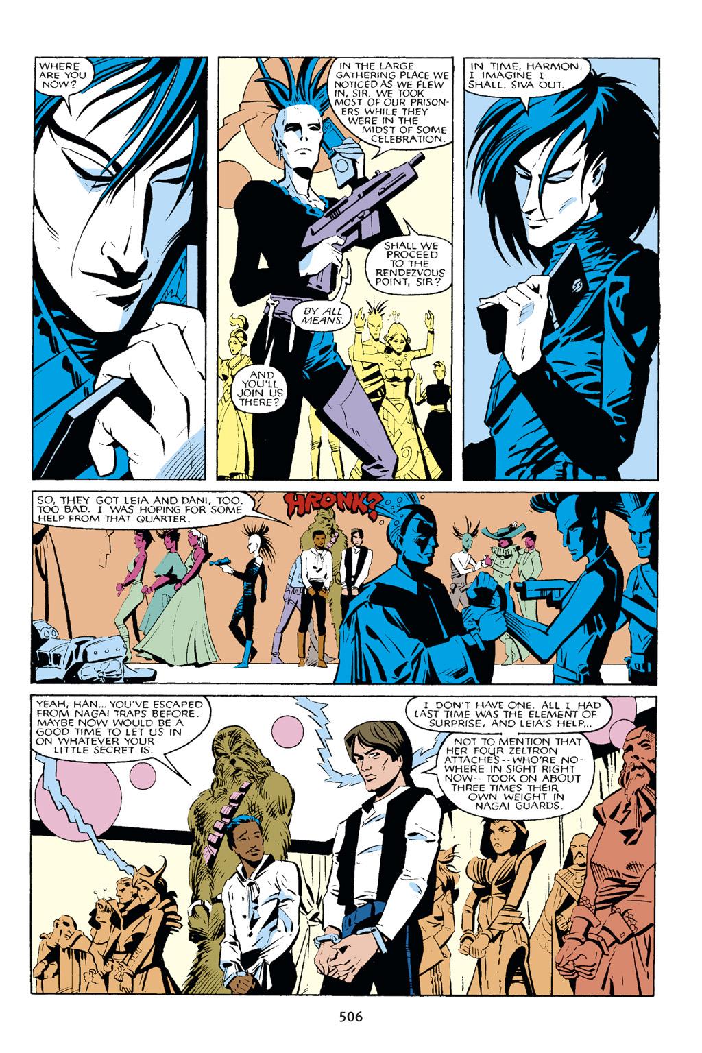 Read online Star Wars Omnibus comic -  Issue # Vol. 21.5 - 230