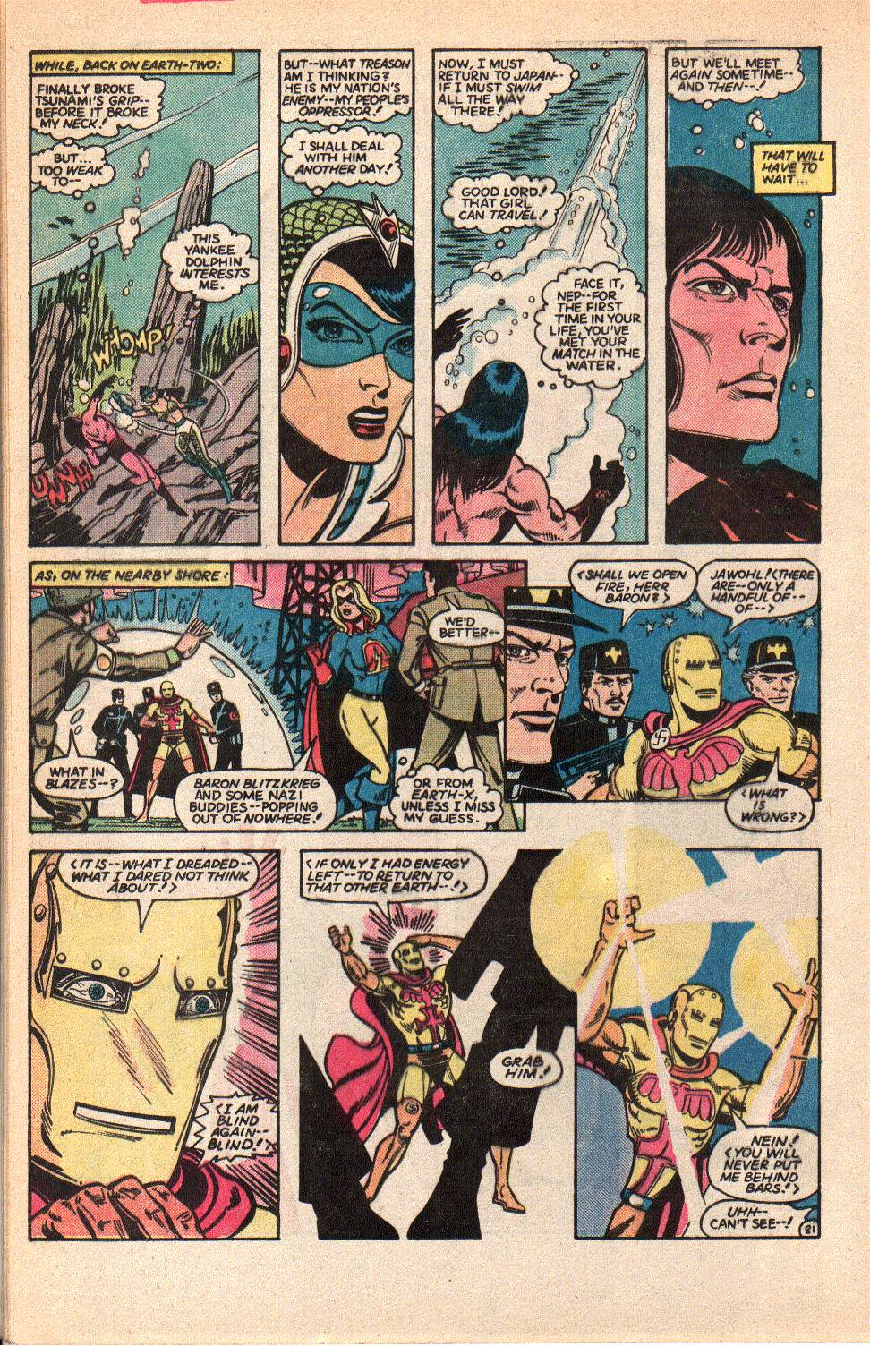 Read online All-Star Squadron comic -  Issue #35 - 28