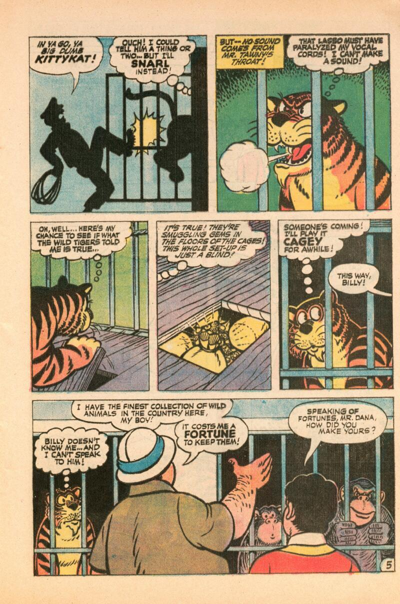 Read online Shazam! (1973) comic -  Issue #7 - 6