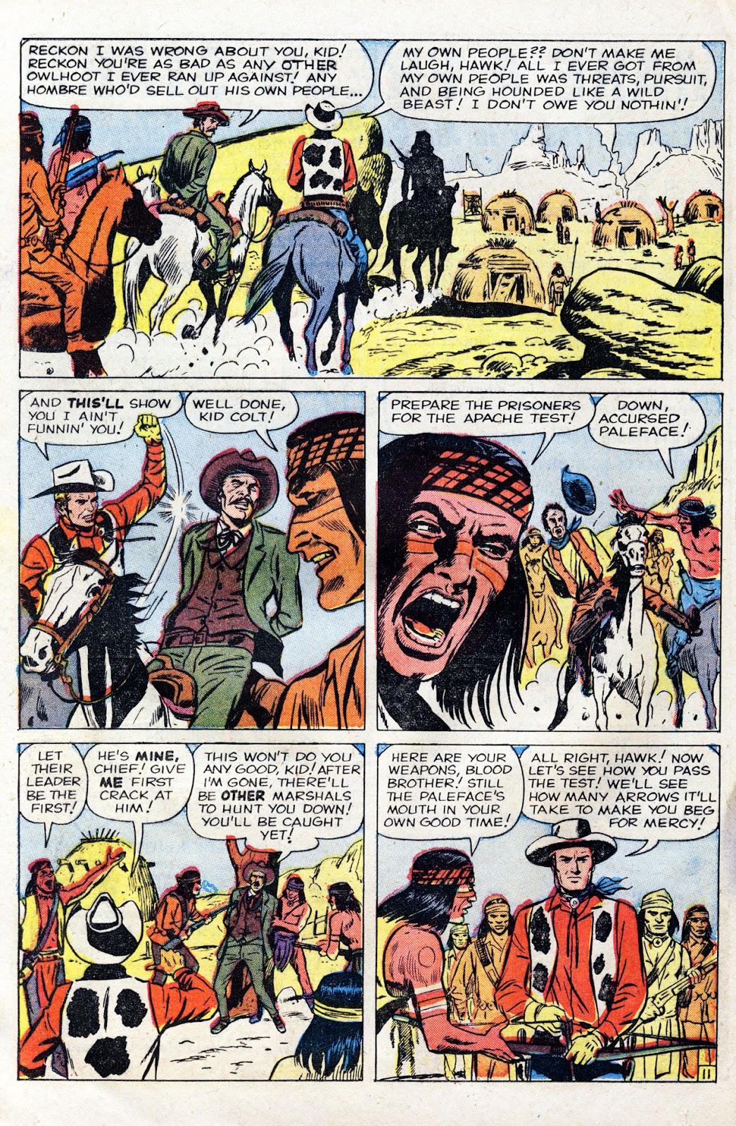Gunsmoke Western issue 60 - Page 16