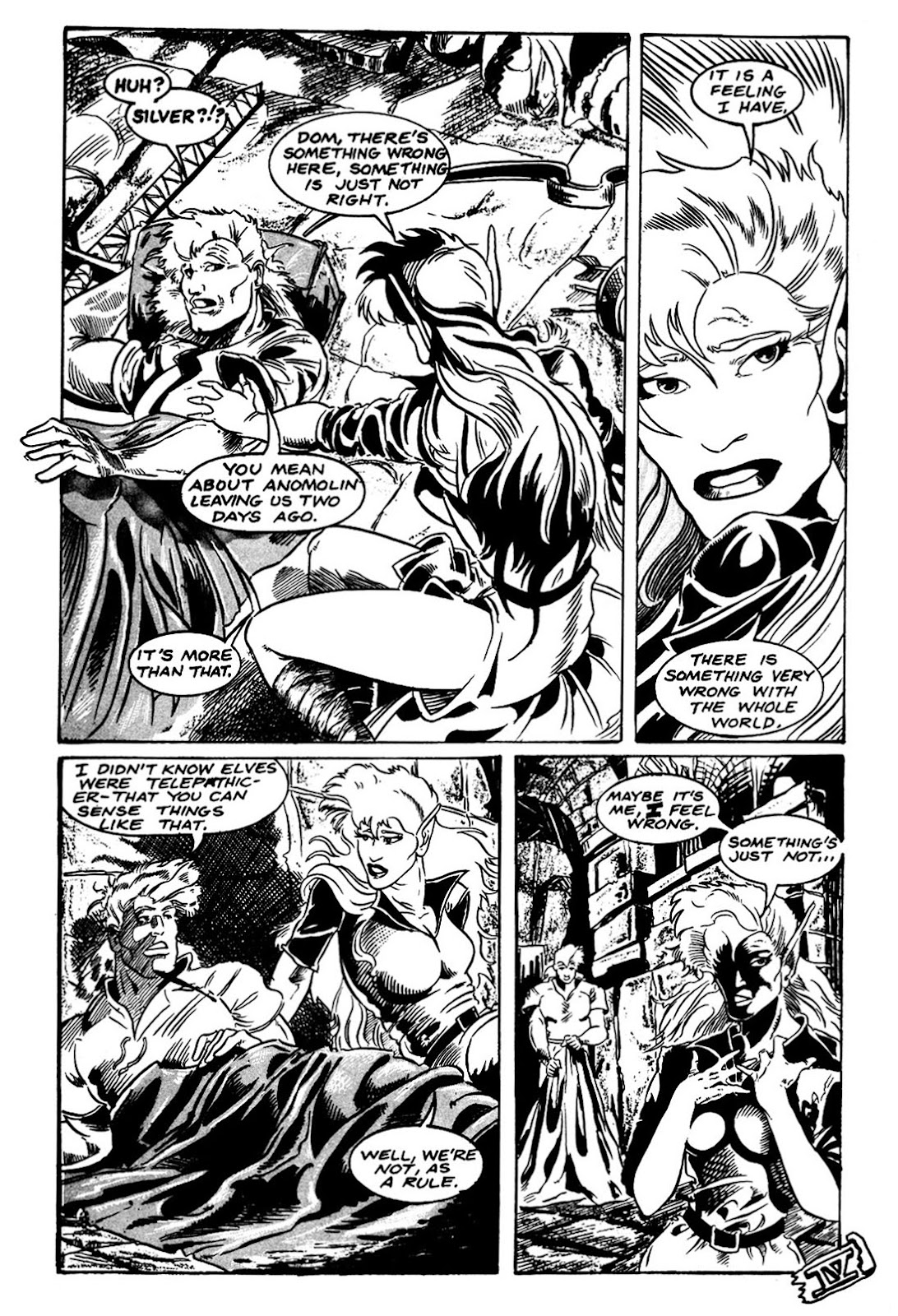 The Realm (1986) issue 20 - Page 8