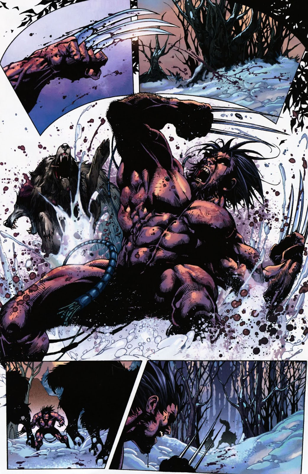 Read online Wolverine (2003) comic -  Issue #900 - 102
