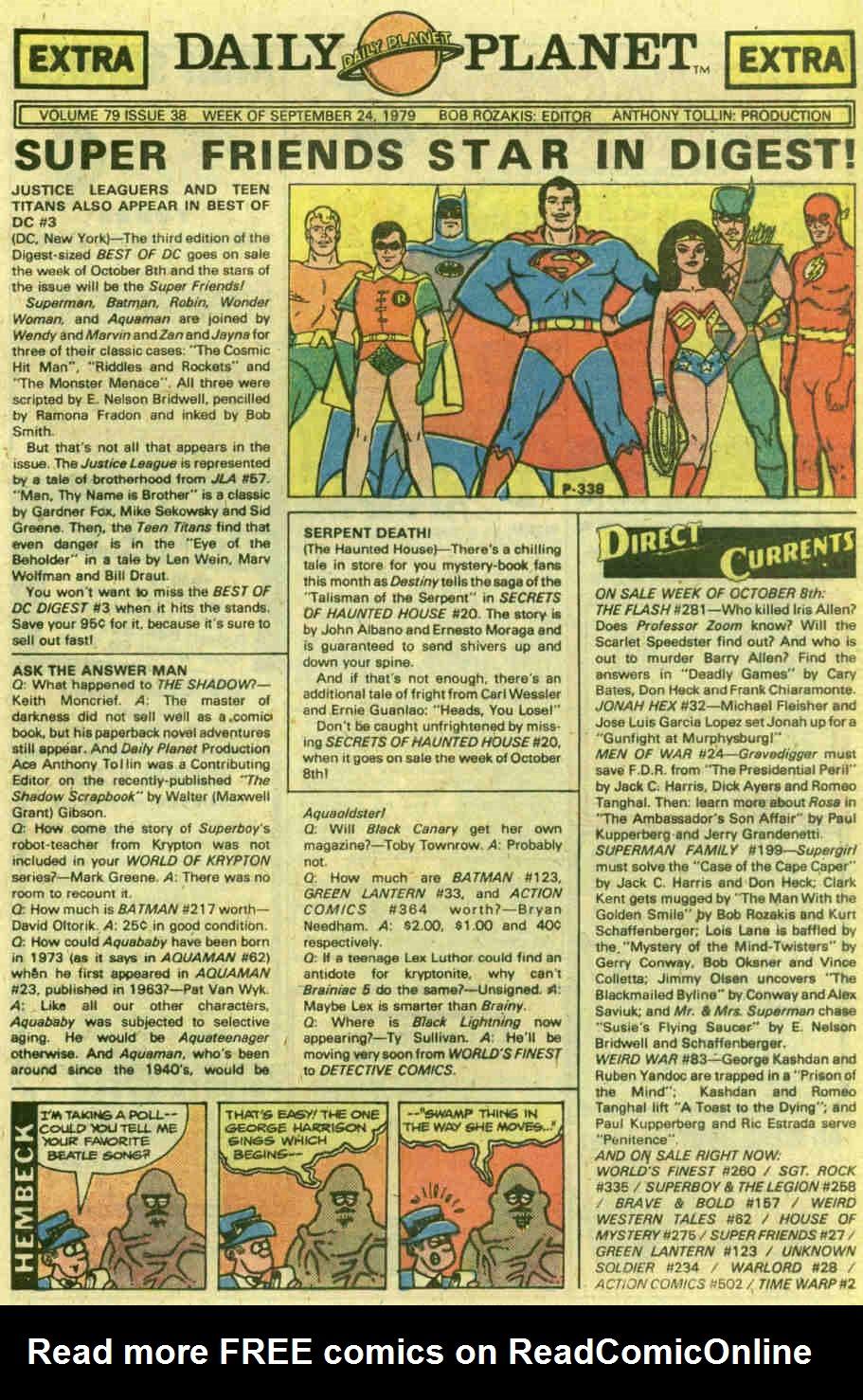 Read online Sgt. Rock comic -  Issue #335 - 34