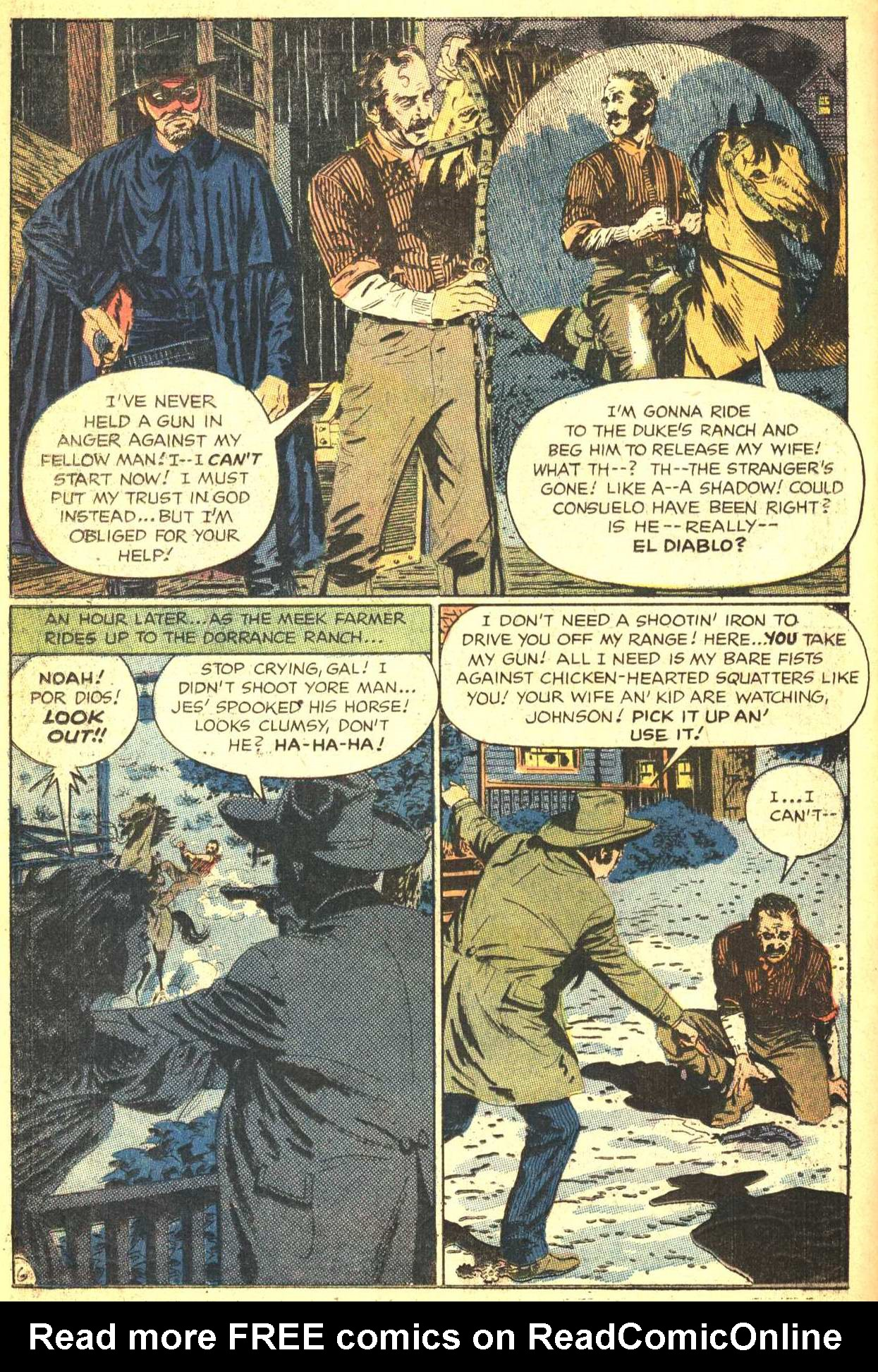Read online All-Star Western (1970) comic -  Issue #4 - 23