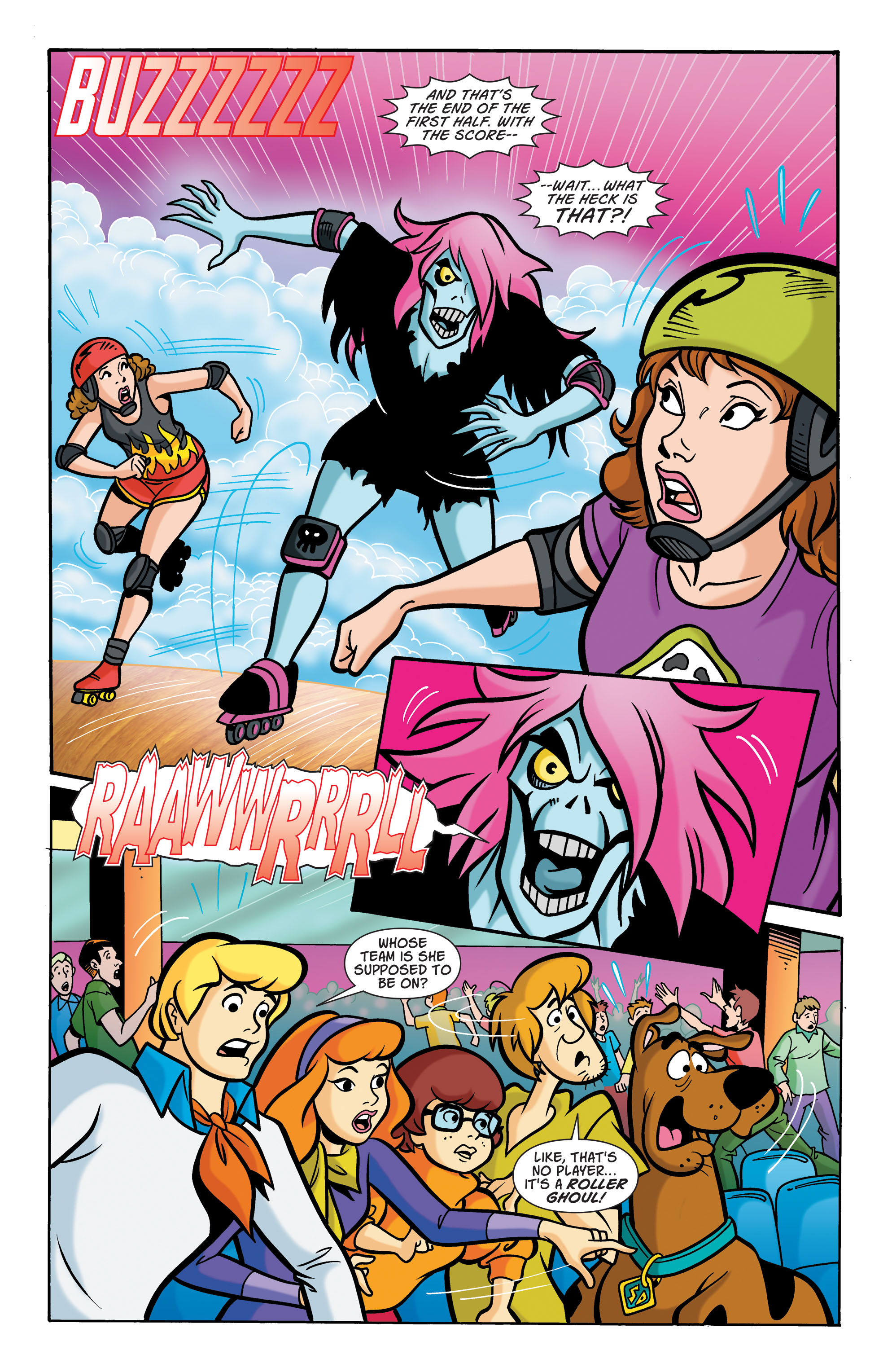 Read online Scooby-Doo: Where Are You? comic -  Issue #69 - 4
