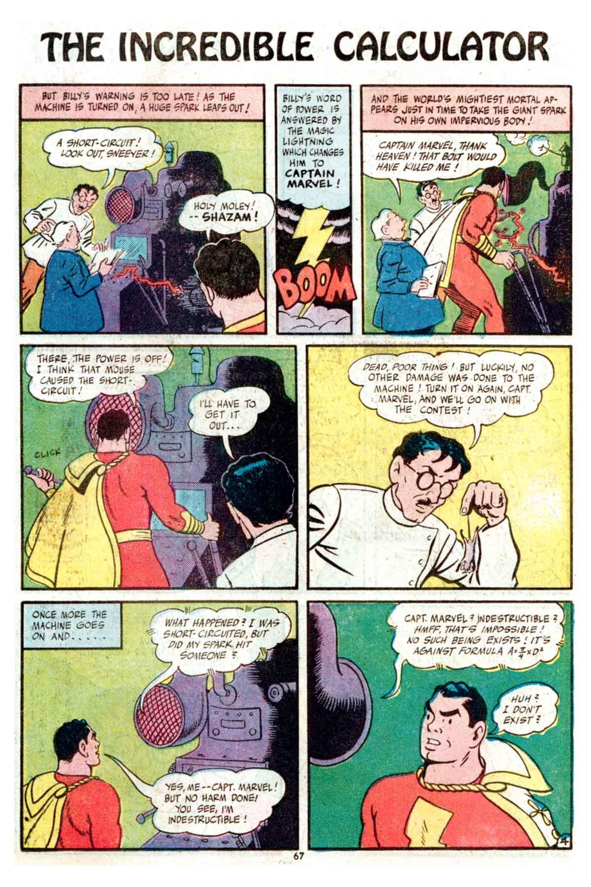 Read online Shazam! (1973) comic -  Issue #15 - 67