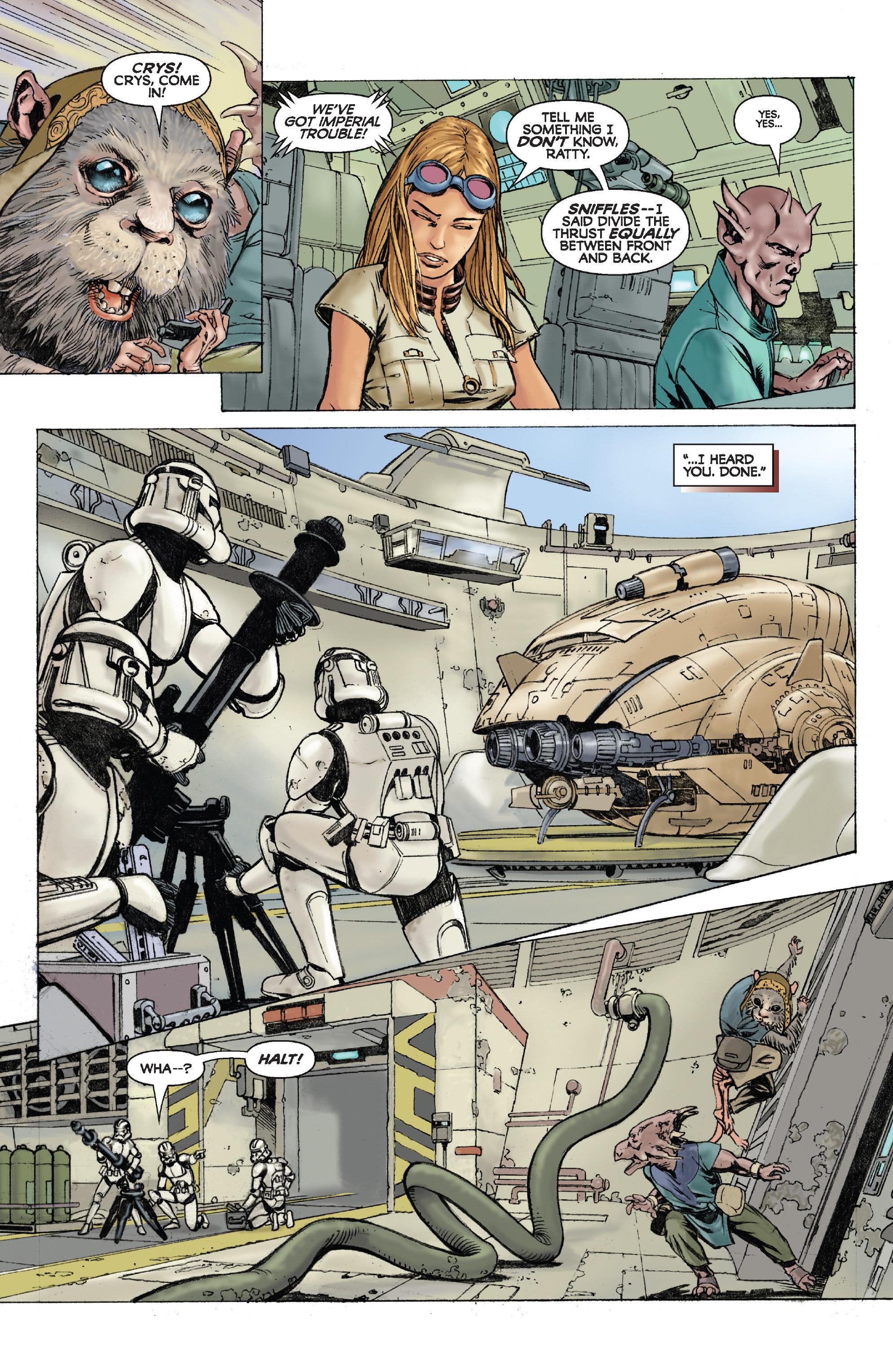 Read online Star Wars Omnibus comic -  Issue # Vol. 31 - 187