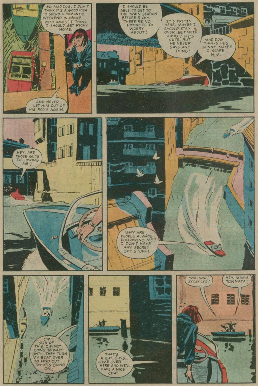 Read online Dakota North comic -  Issue #4 - 8