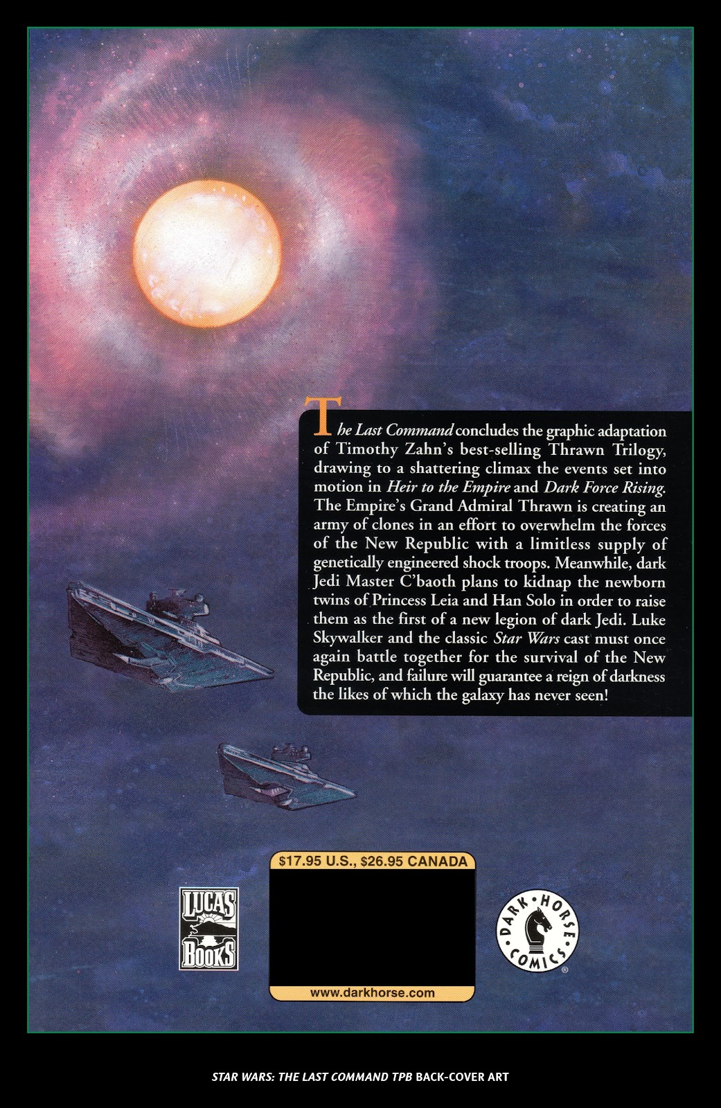 Read online Star Wars Legends: The New Republic - Epic Collection comic -  Issue # TPB 4 (Part 5) - 35