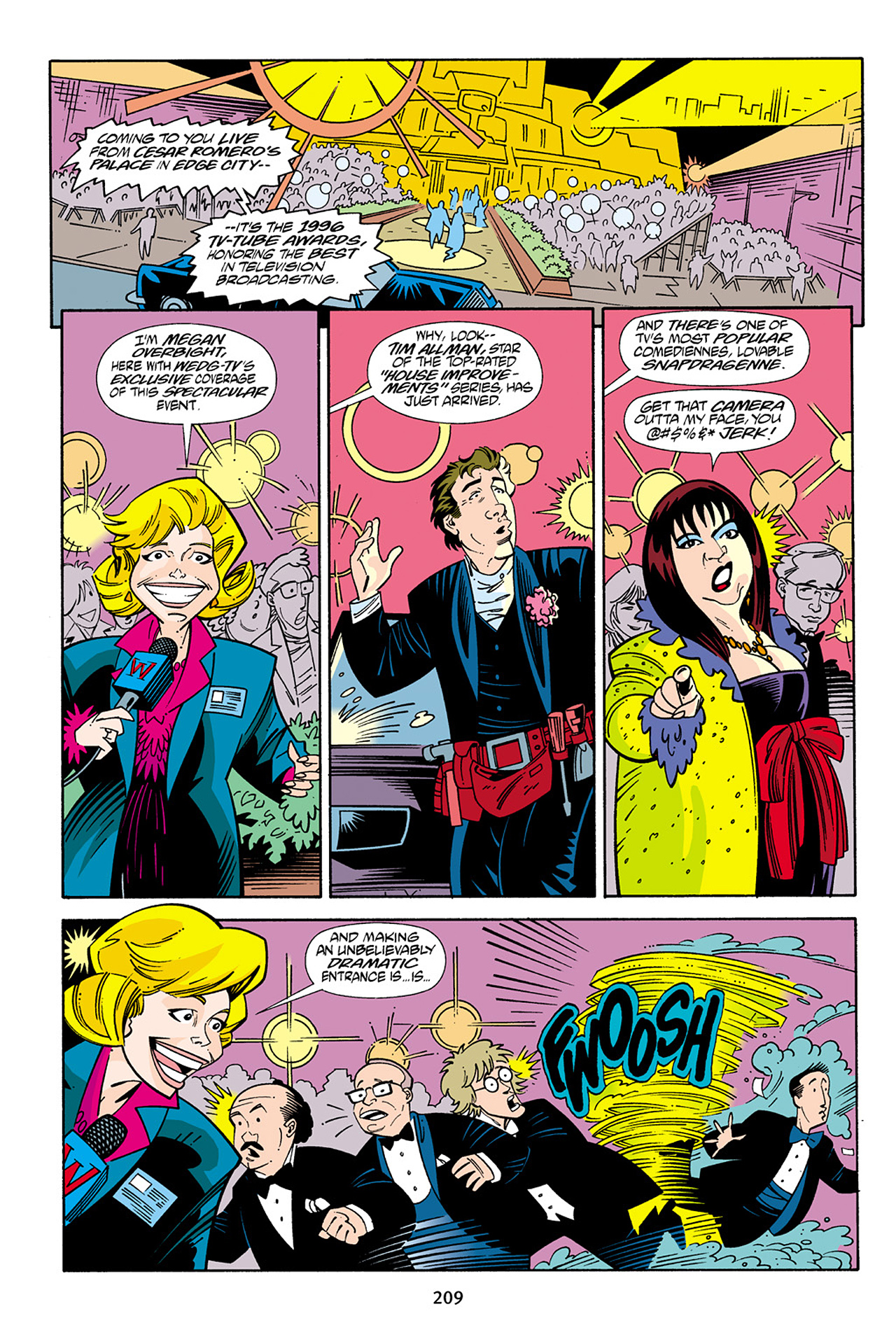 Read online Adventures Of The Mask Omnibus comic -  Issue #Adventures Of The Mask Omnibus Full - 208