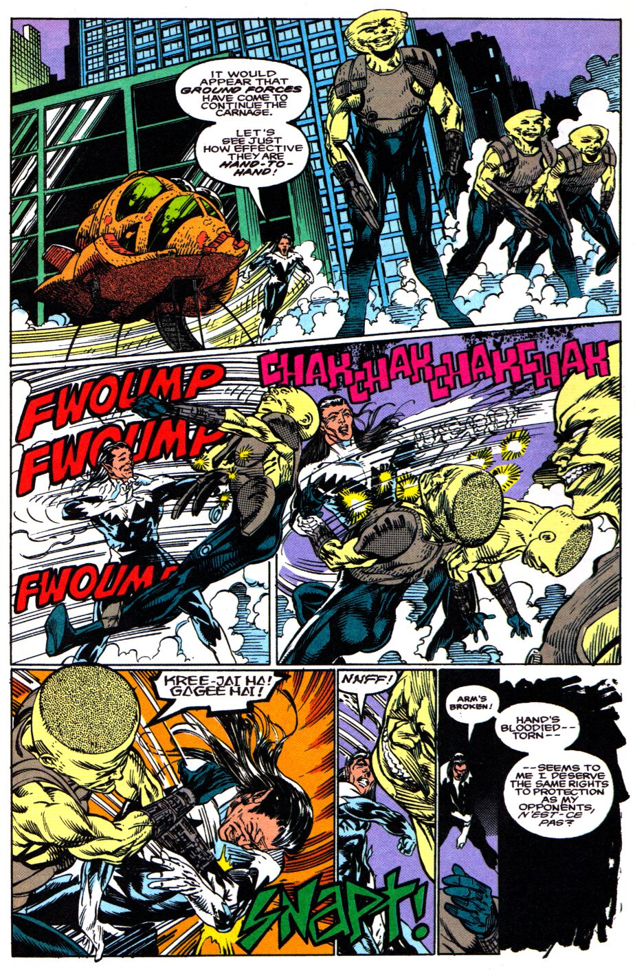 Read online Alpha Flight Special comic -  Issue #2 - 13