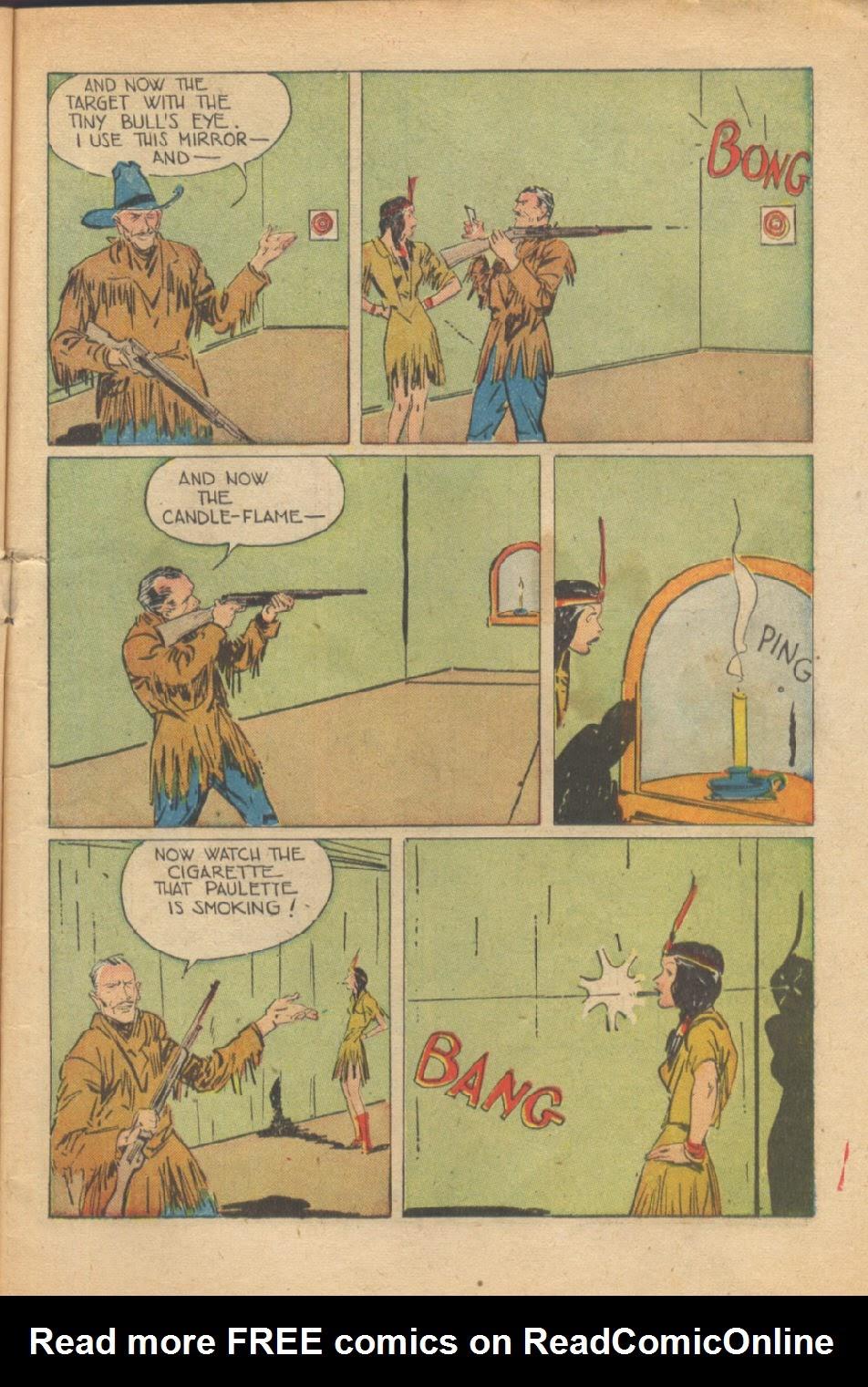 Read online Super-Magician Comics comic -  Issue #37 - 6