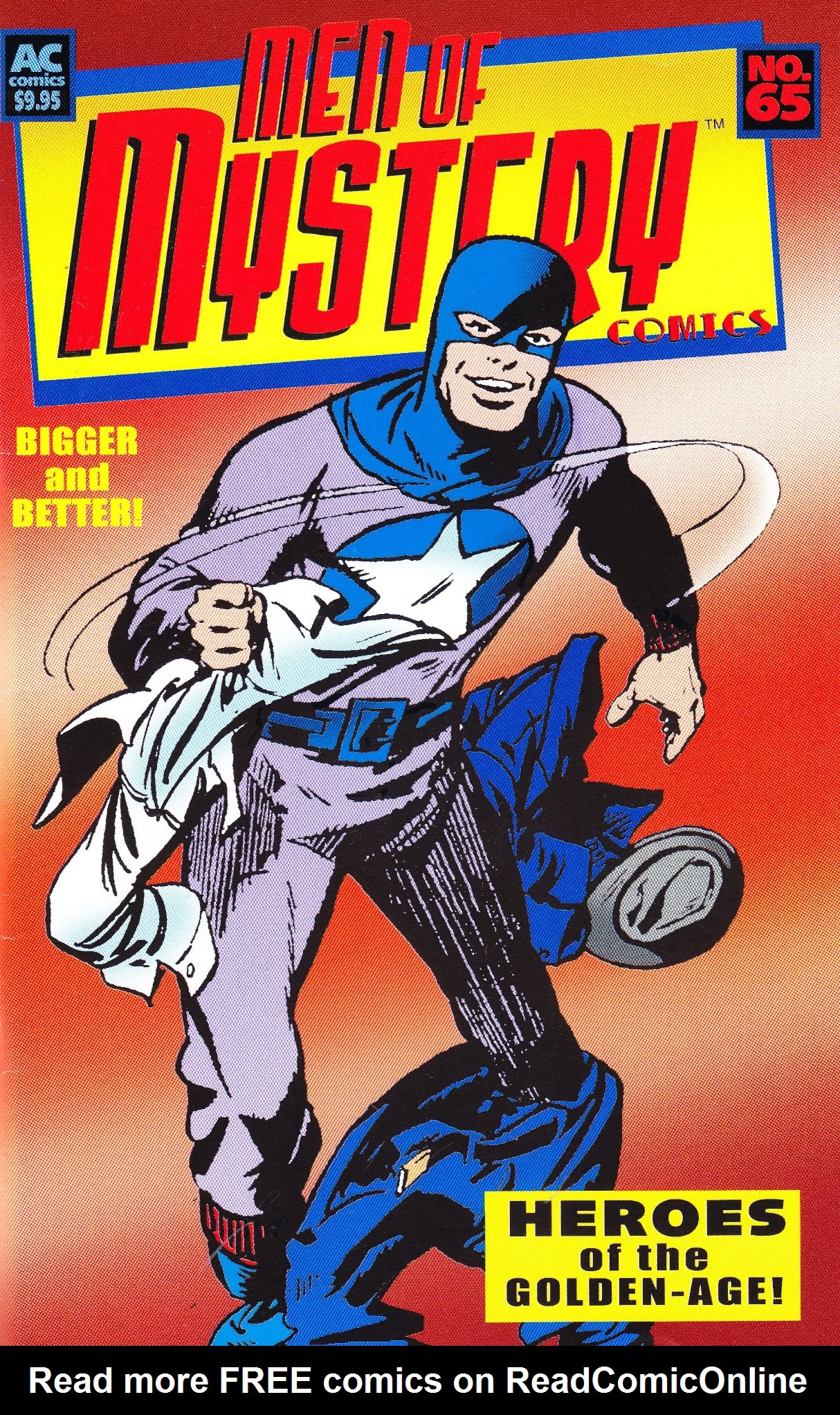 Read online Men of Mystery Comics comic -  Issue #65 - 1