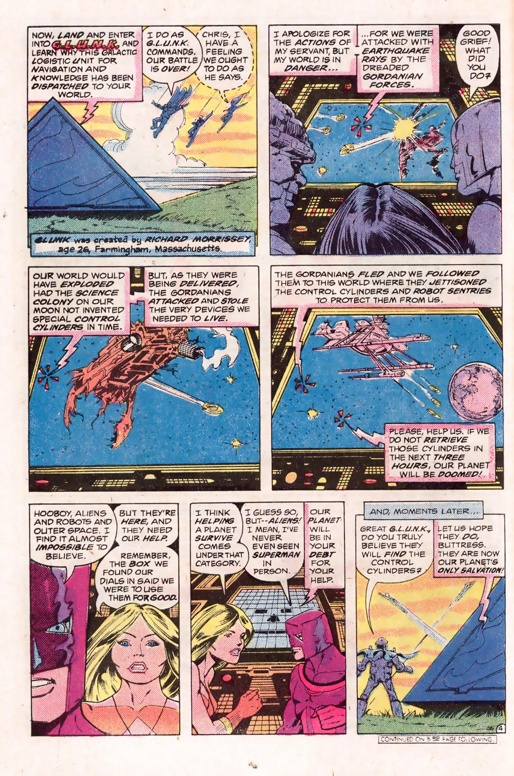 Read online Adventure Comics (1938) comic -  Issue #479 - 5