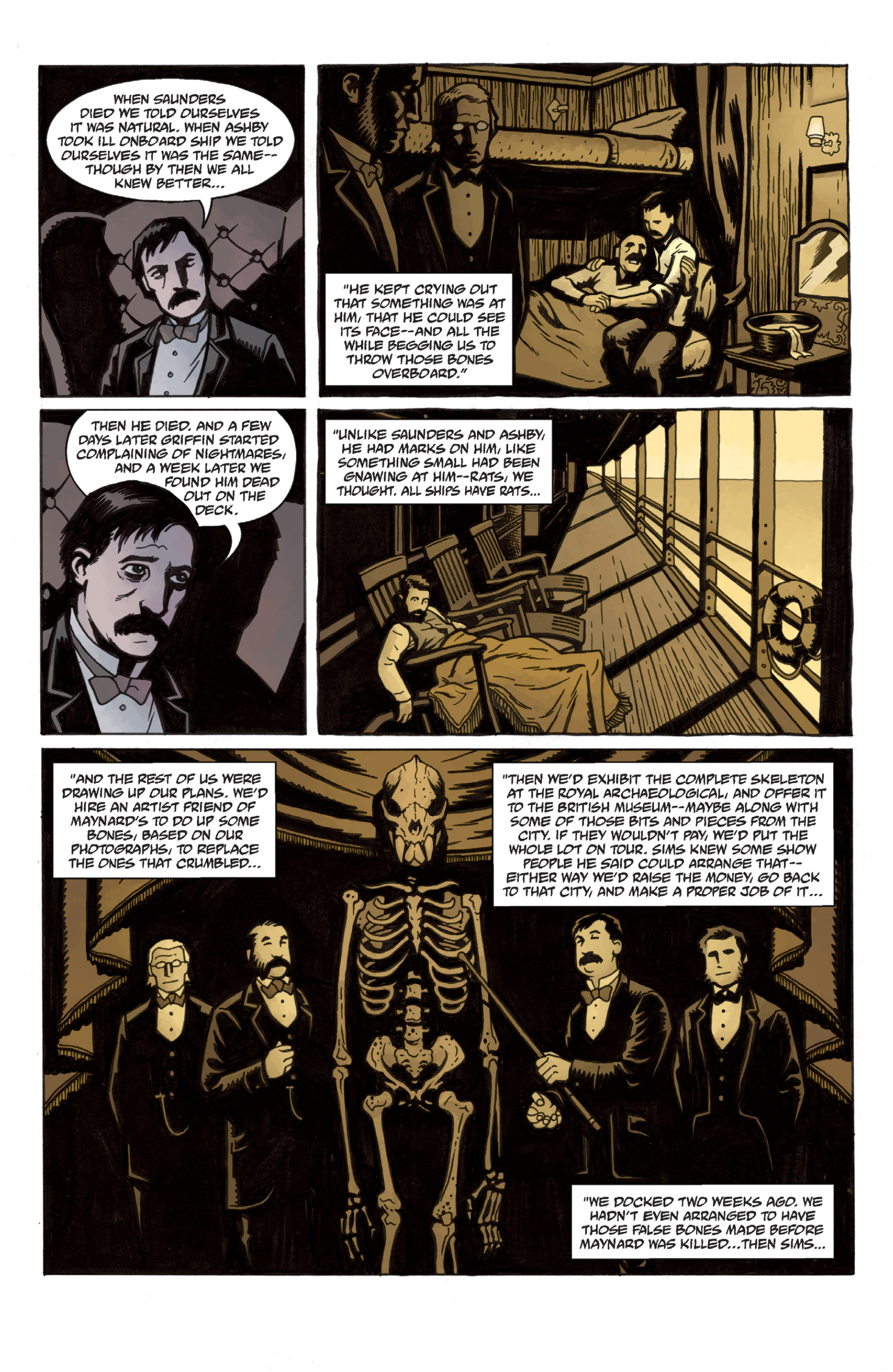 Read online Sir Edward Grey, Witchfinder: In the Service of Angels comic -  Issue # TPB - 15
