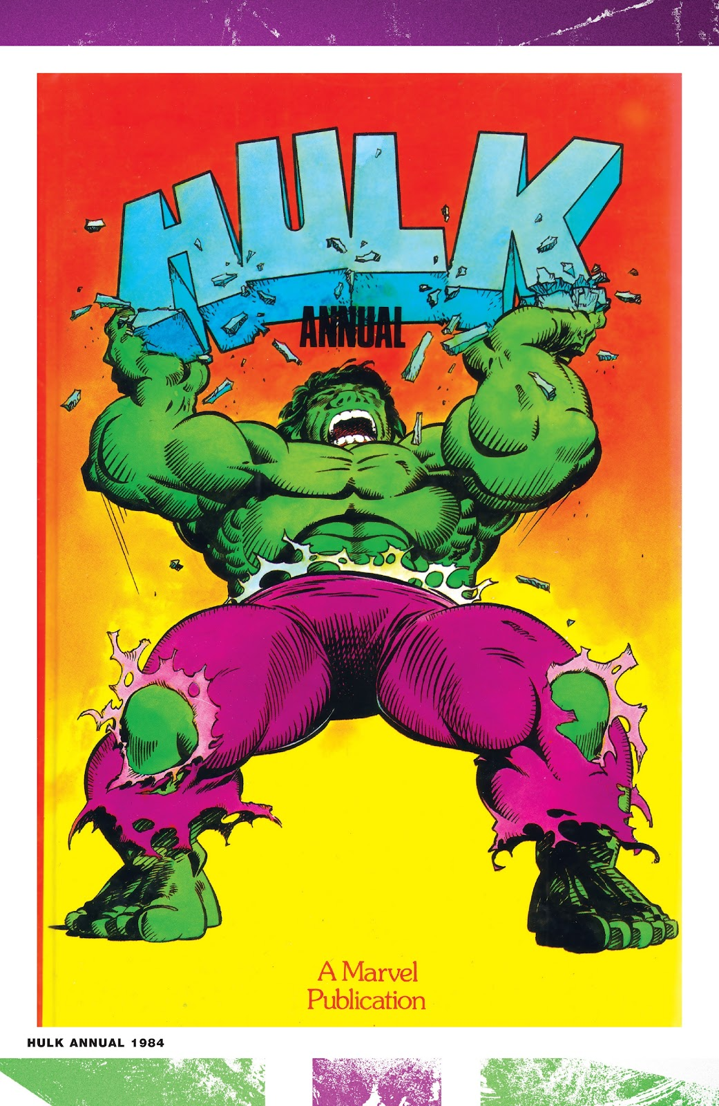 Read online Hulk: From The Marvel UK Vaults comic -  Issue # TPB (Part 3) - 2