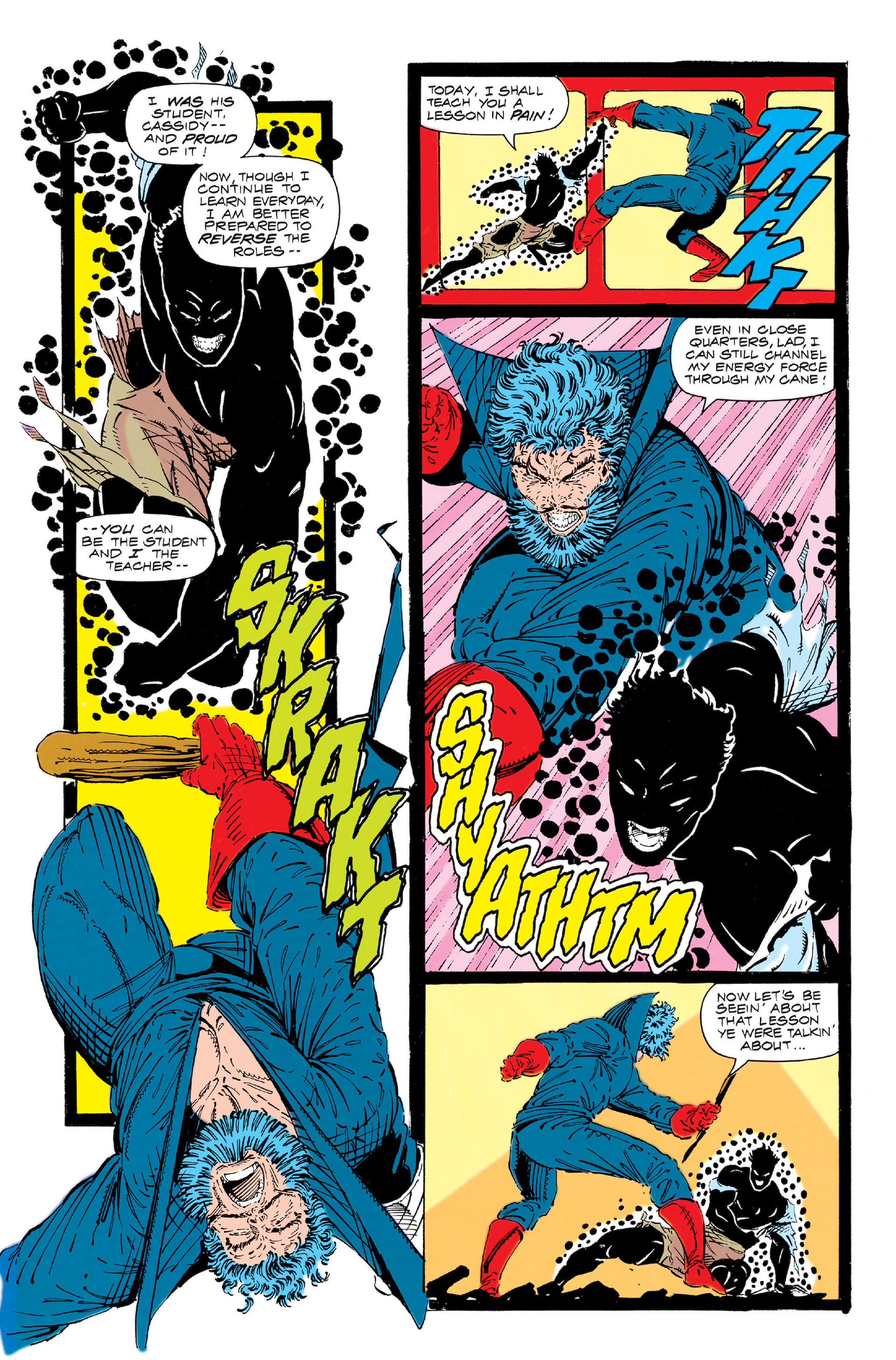 Read online X-Force (1991) comic -  Issue #3 - 16